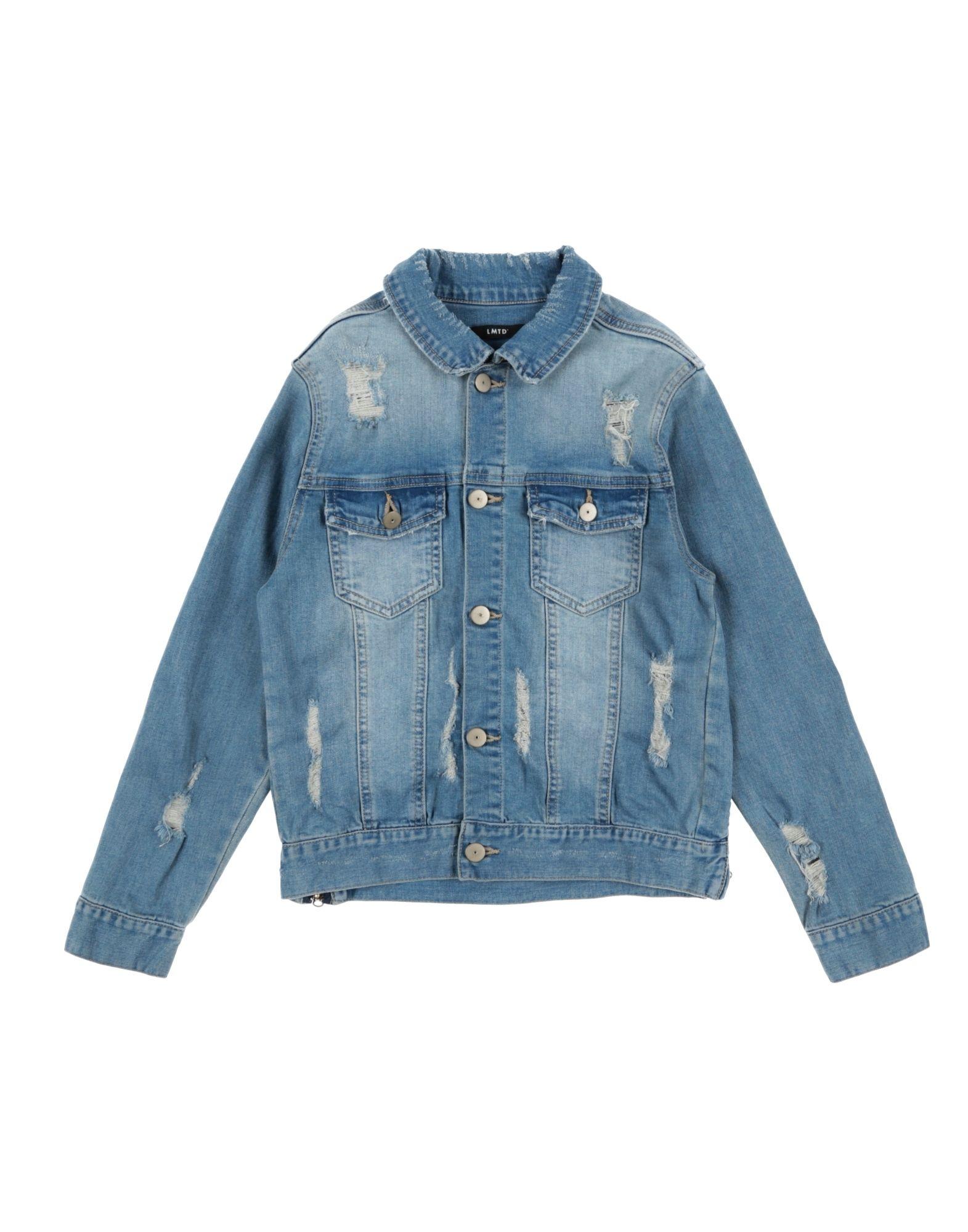 LMTD Denim outerwear