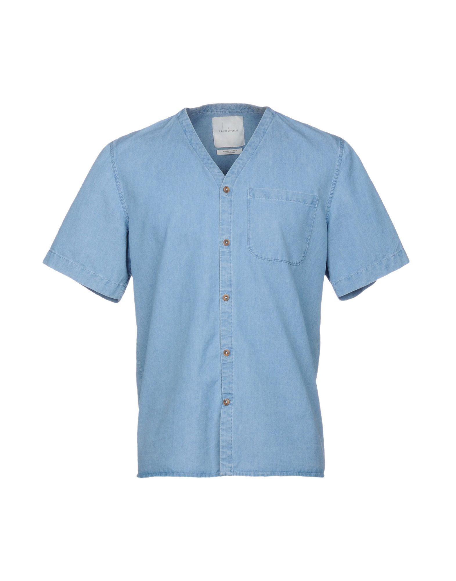 все цены на A KIND OF GUISE Джинсовая рубашка онлайн