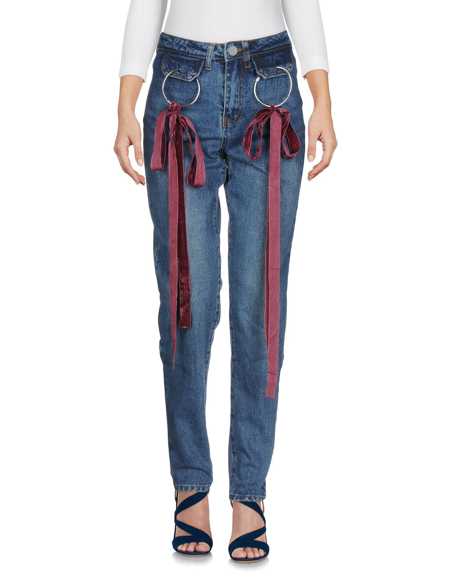 LOST INK Джинсовые брюки
