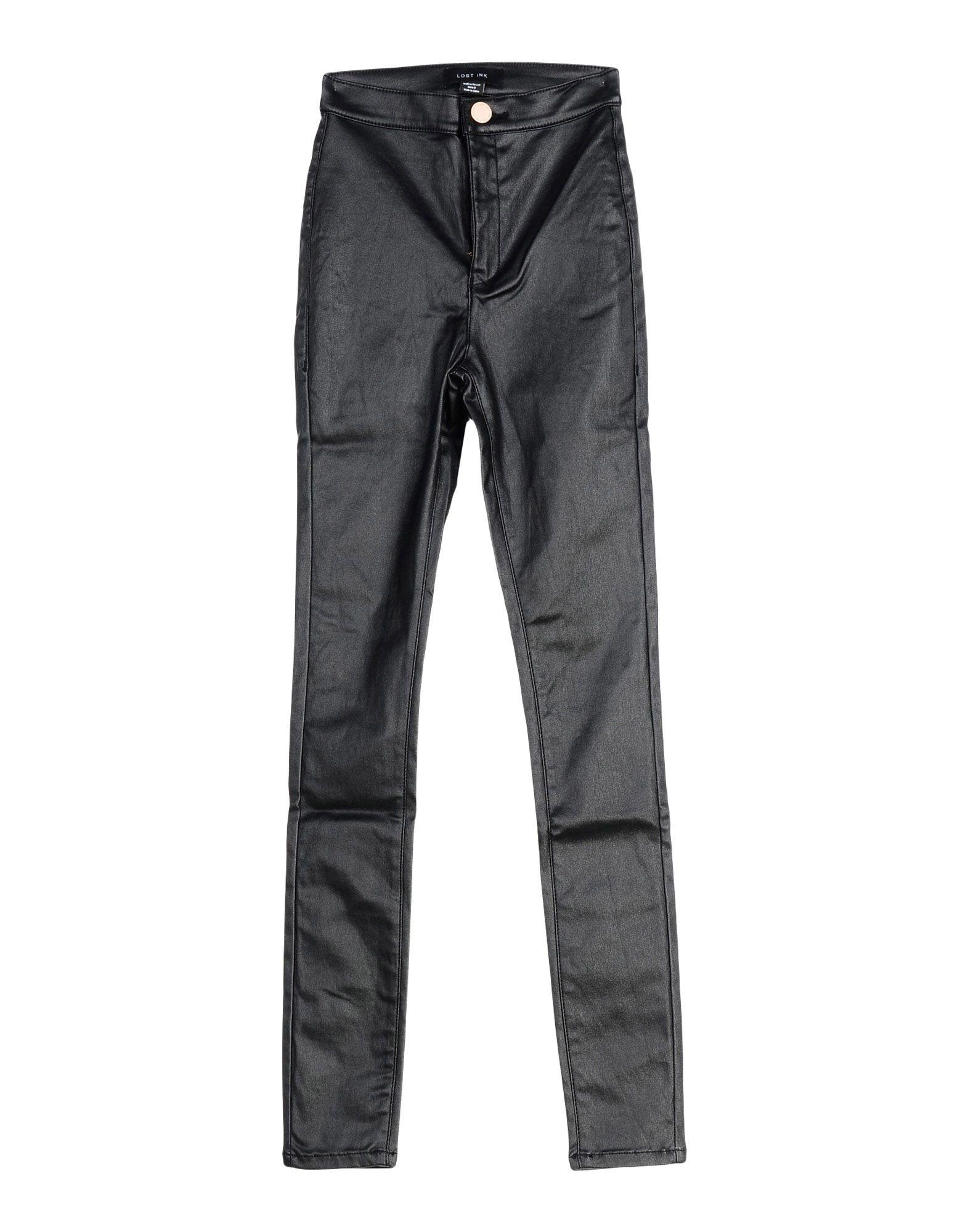 LOST INK Джинсовые брюки футболка lost ink curve lost ink curve lo030ewlis44