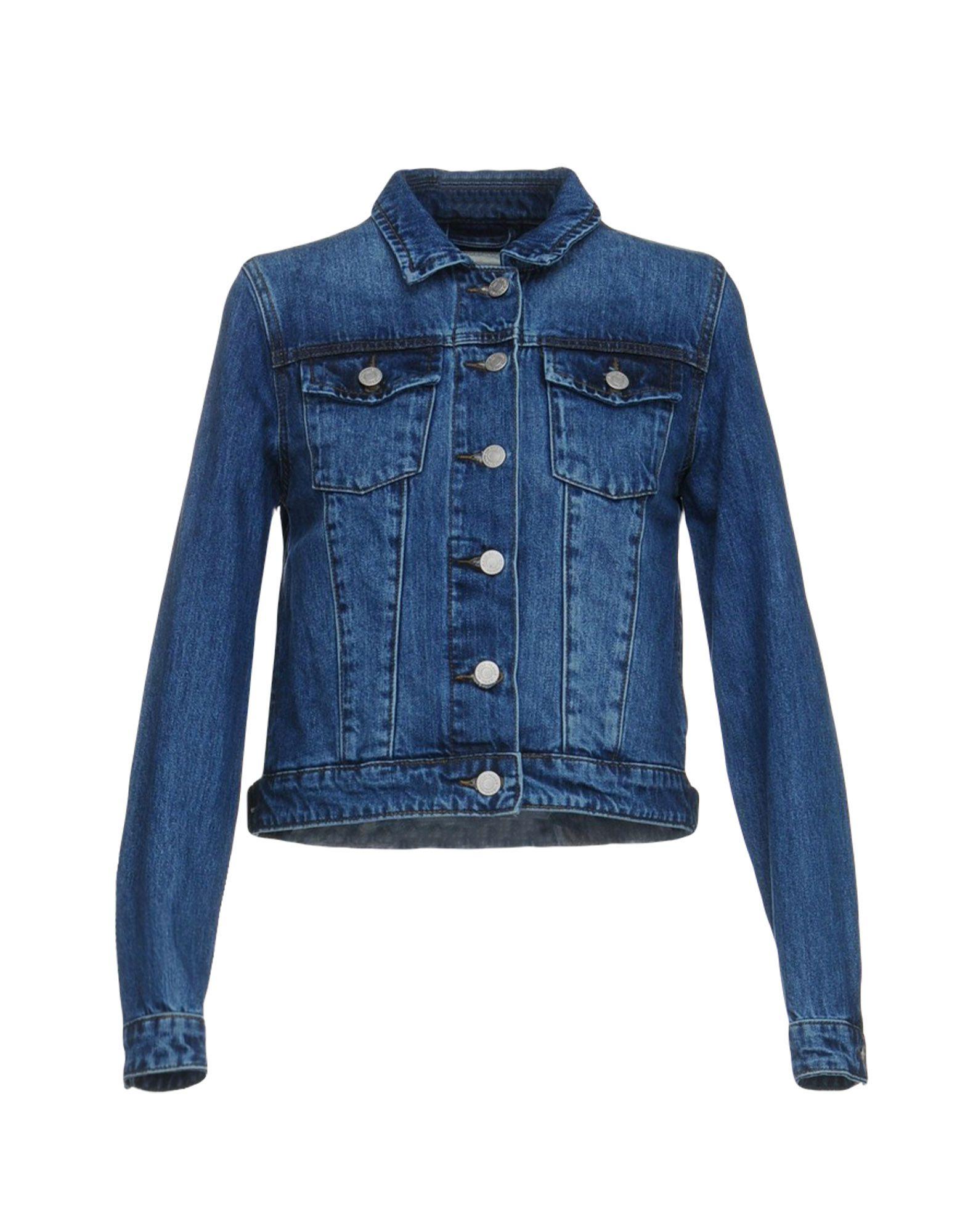 SELECTED FEMME Джинсовая верхняя одежда одежда из кожи selected sld 412428004