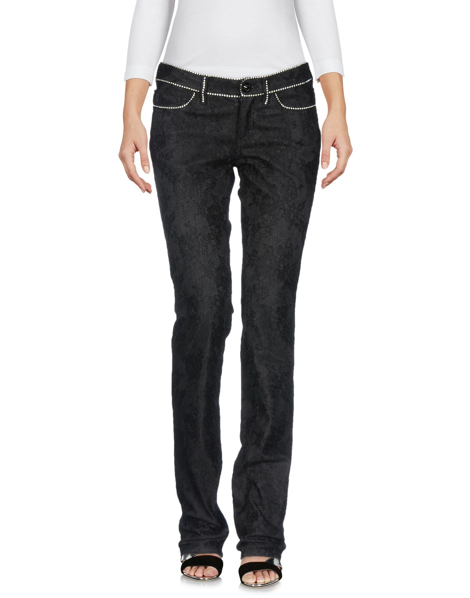 BLUMARINE JEANS Джинсовые брюки цены онлайн