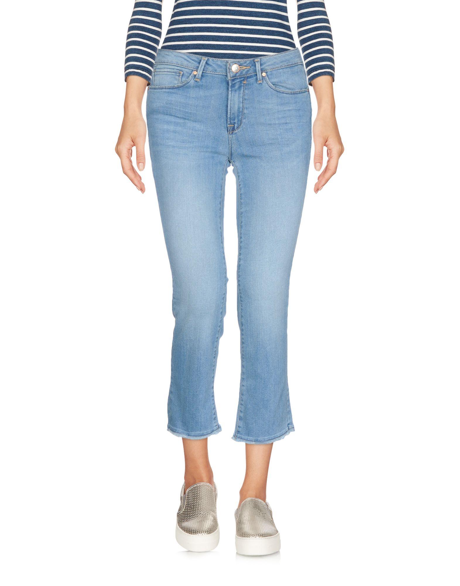ONLY Джинсовые брюки-капри only брюки капри