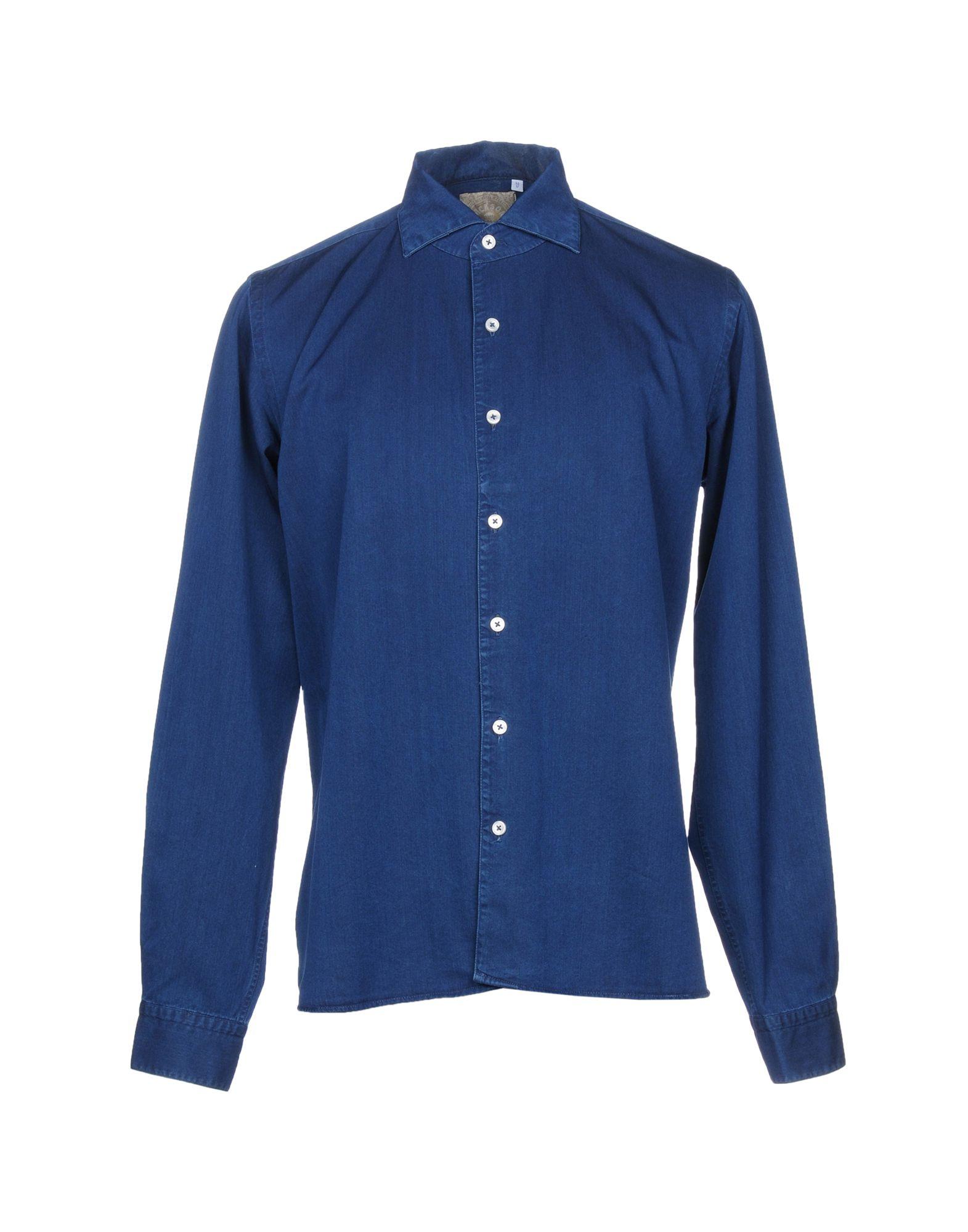 DICKSON Джинсовая рубашка мини холодильник dickson concepts bc 1500a