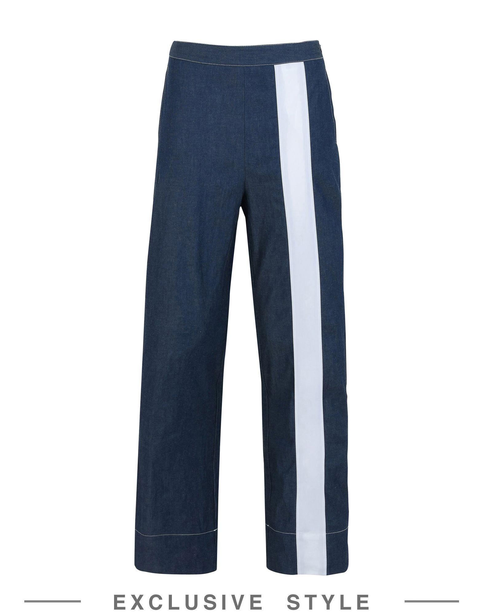 JI WON CHOI x YOOX Джинсовые брюки