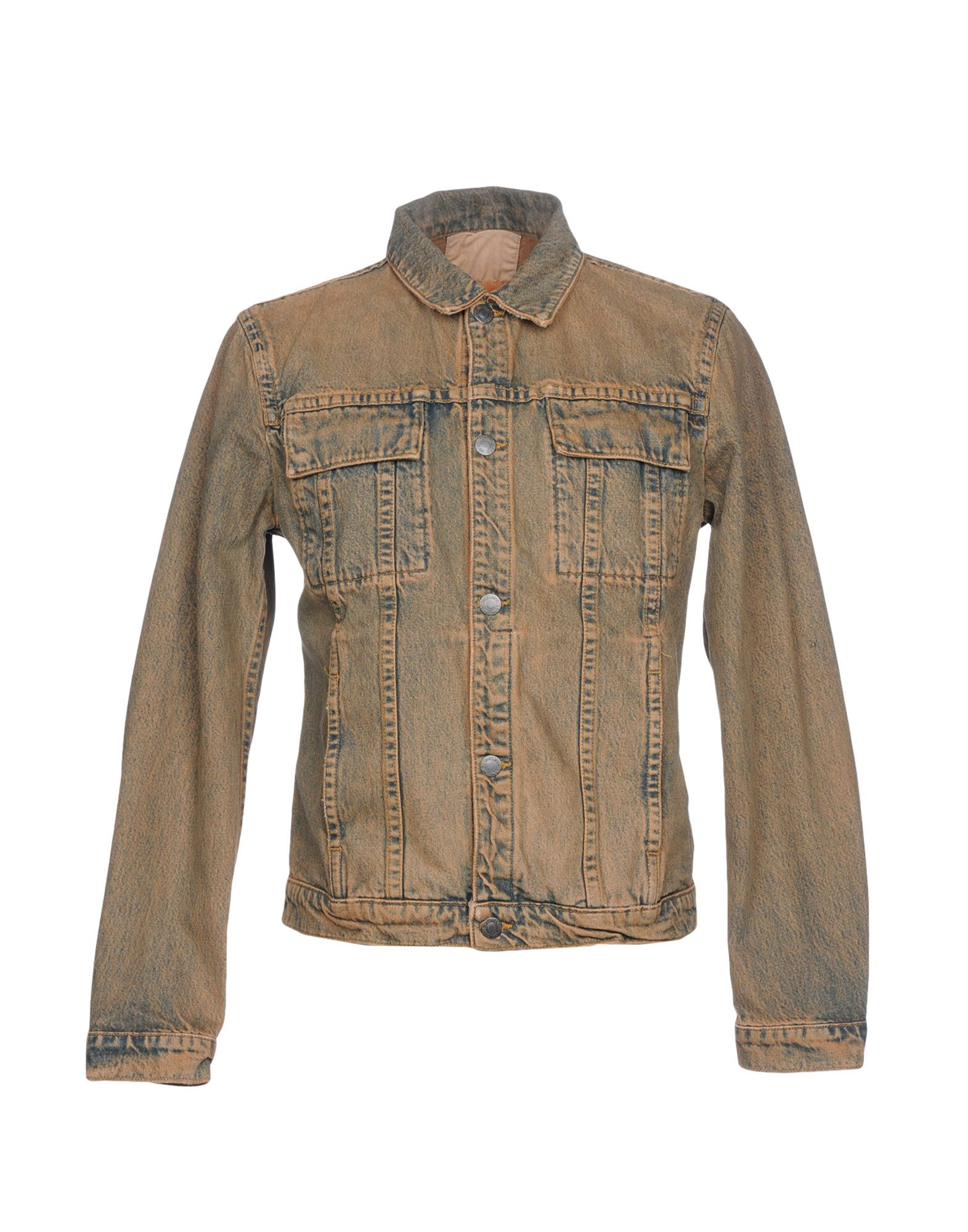 HELMUT LANG Джинсовая верхняя одежда комплектующие для раковин david lang 2012