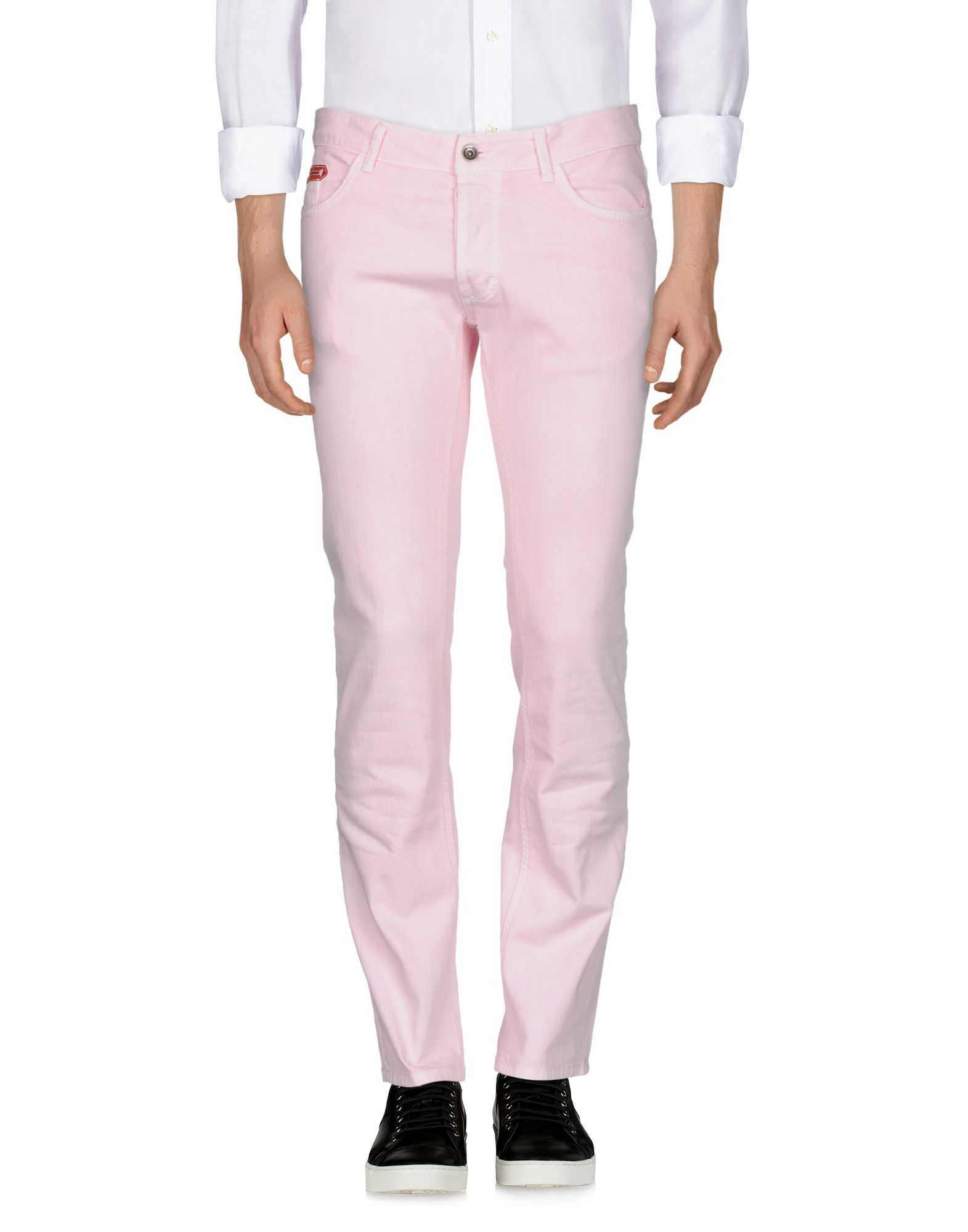 UNLIMITED Denim Pants in Pink