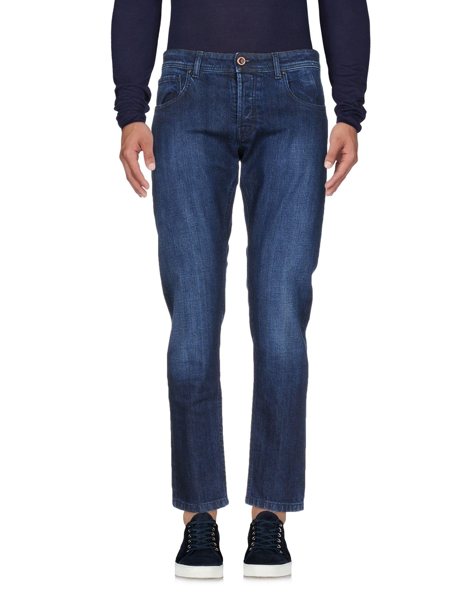 HELLMANN Джинсовые брюки patrick hellmann водолазка от patrick hellmann s3056 черный