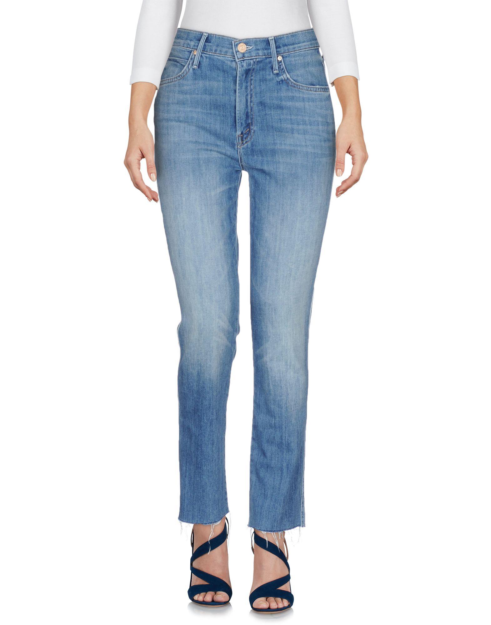 MOTHER Джинсовые брюки printed high waisted pleated skirt
