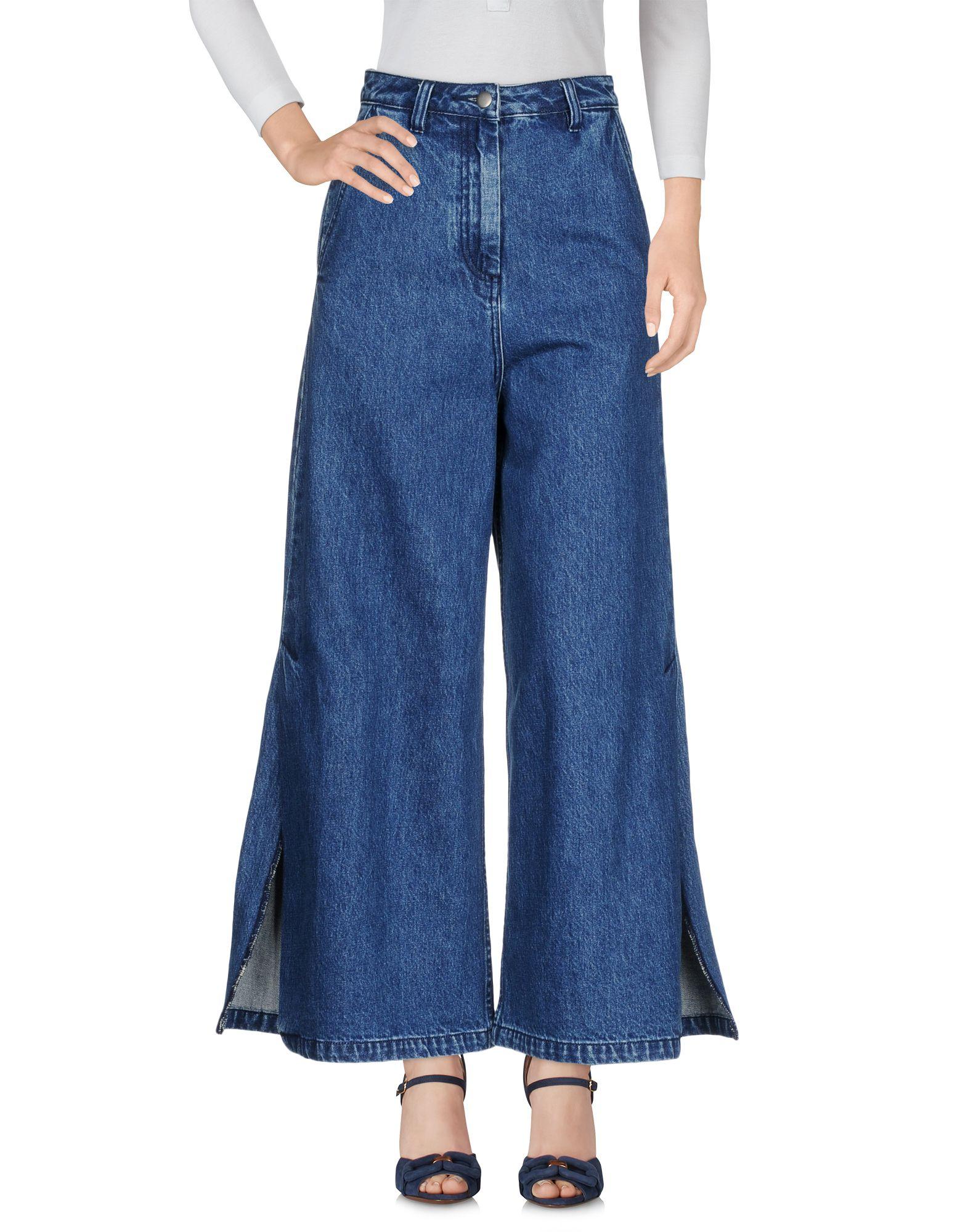 EDIT Denim Pants in Blue
