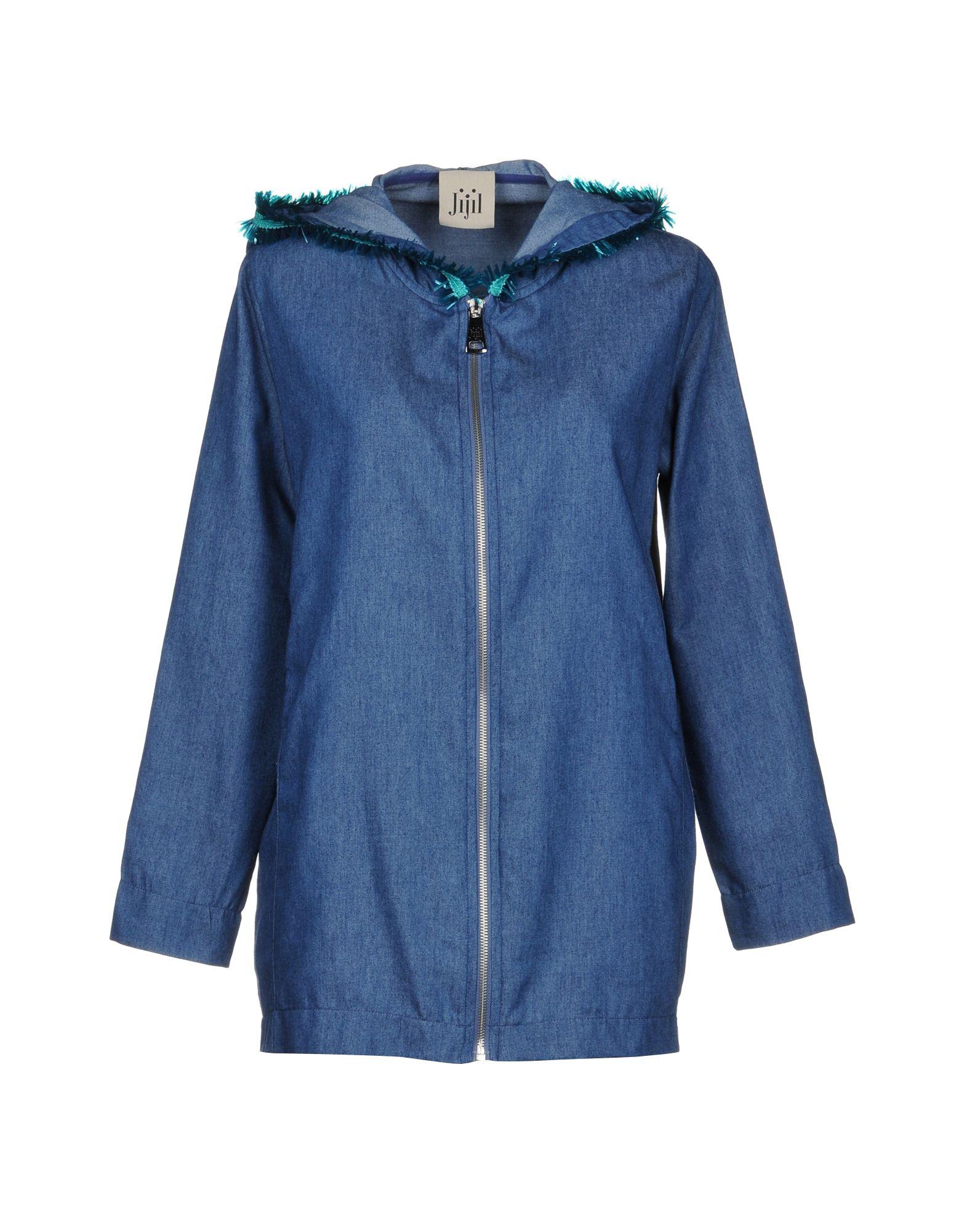 JIJIL Джинсовая рубашка цена 2017