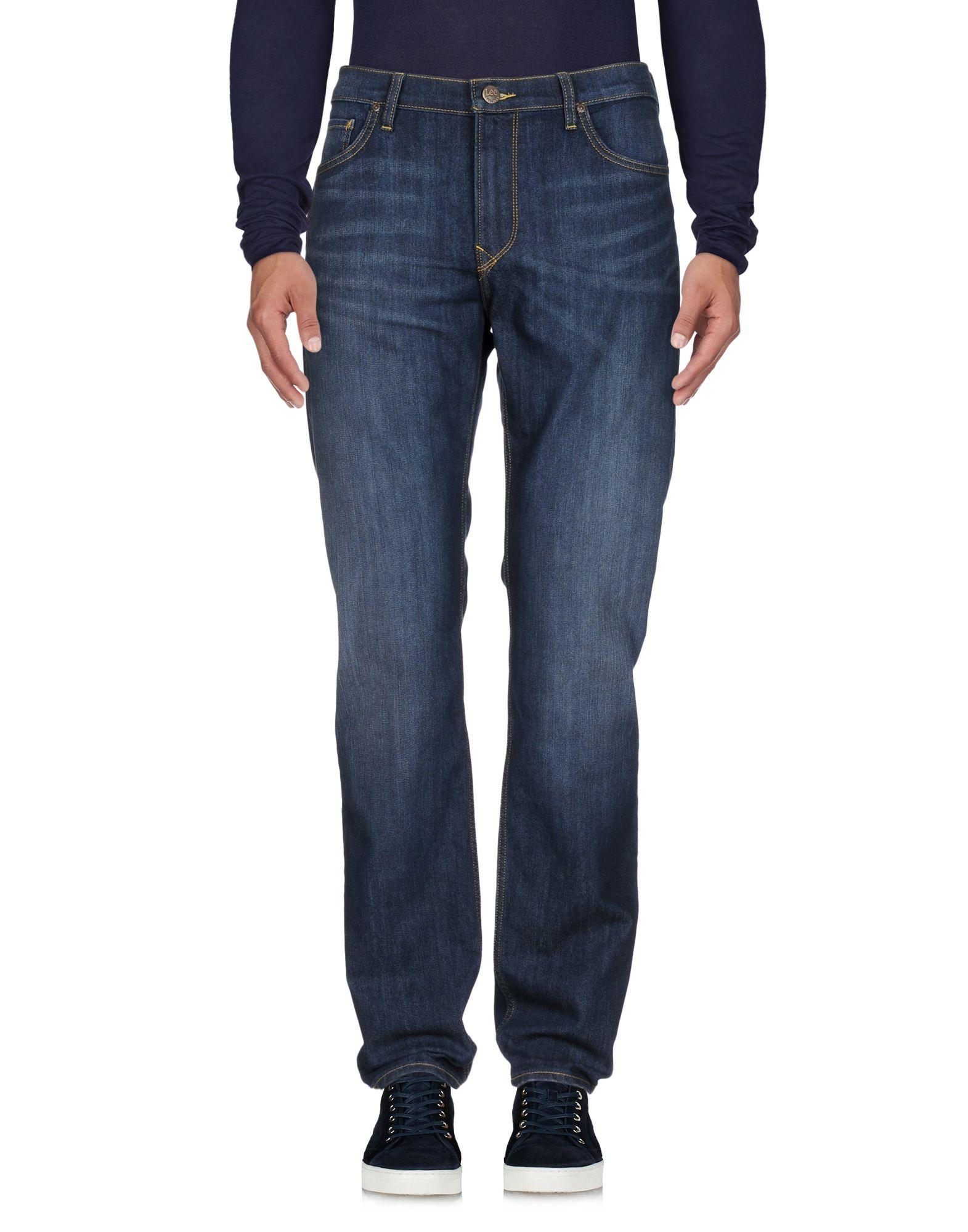 цены на LEE Джинсовые брюки  в интернет-магазинах