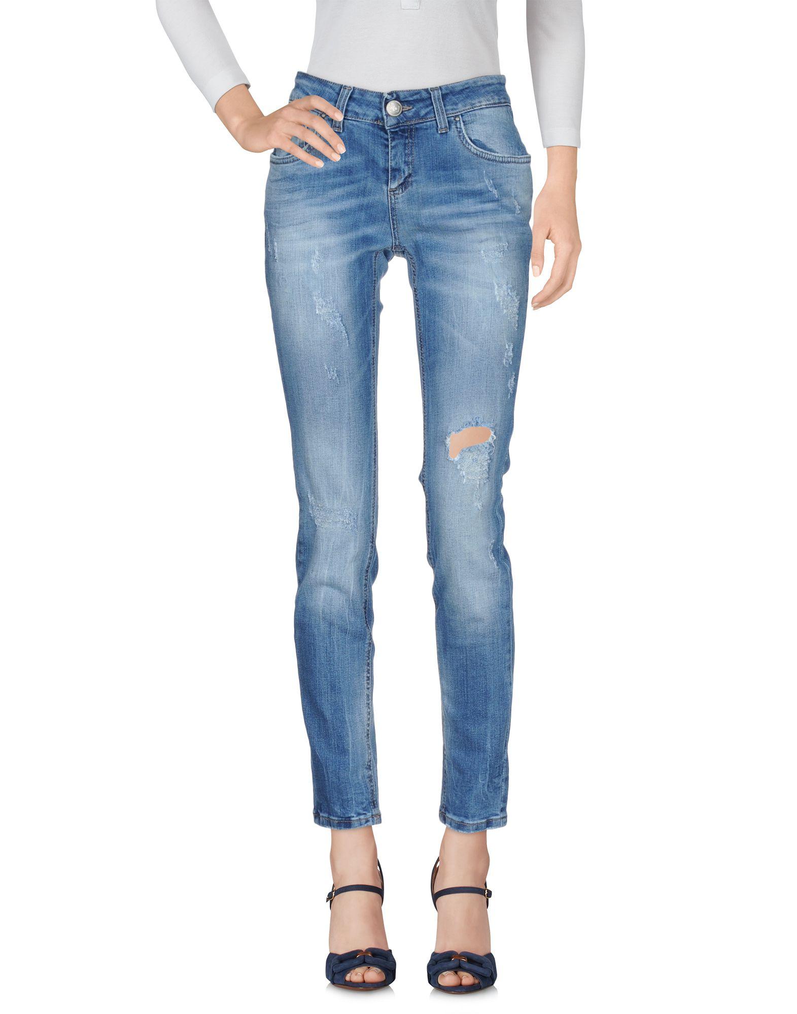 R* JEANS by RINASCIMENTO Джинсовые брюки r jeans by rinascimento брюки капри