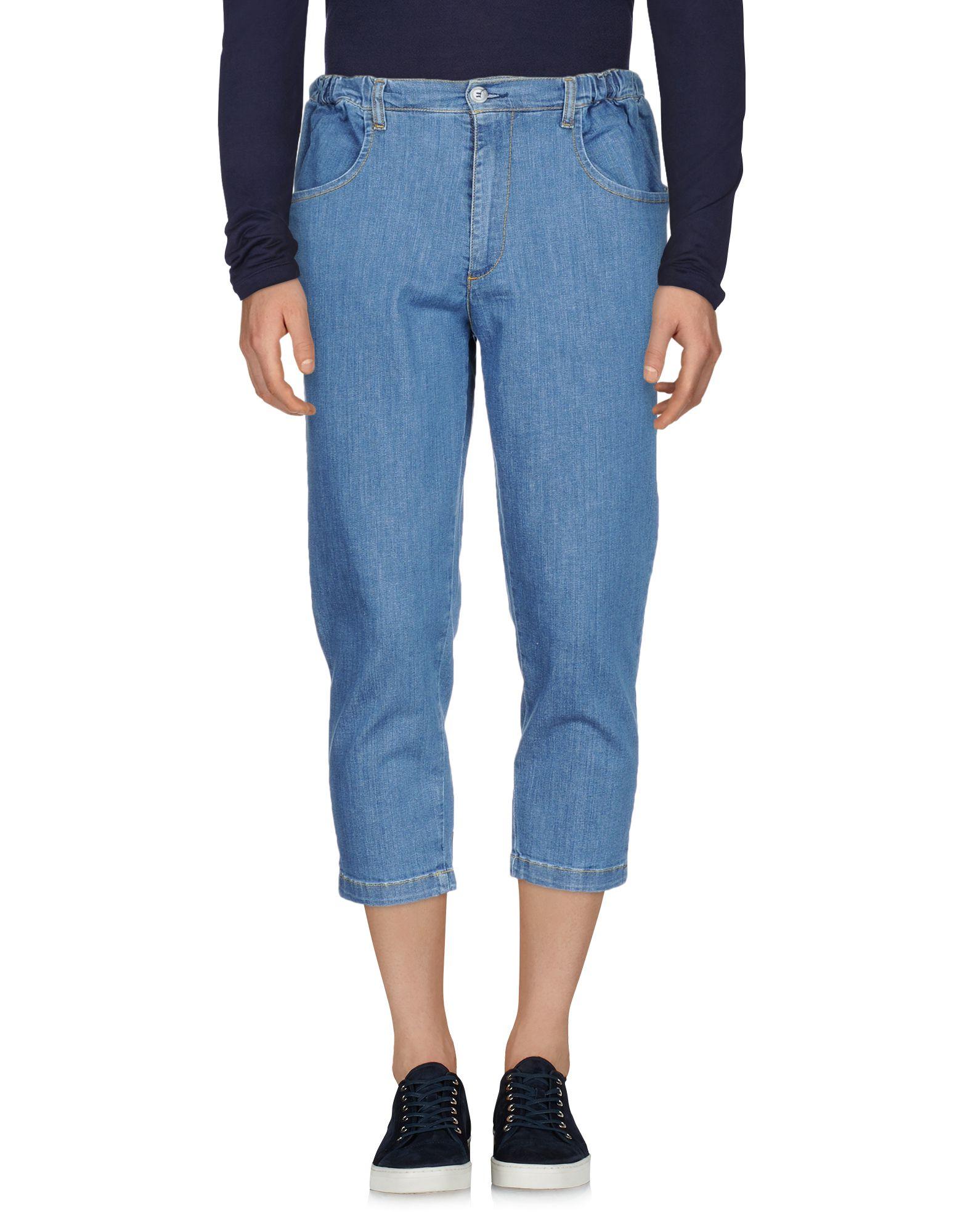 HIRO KIM Джинсовые брюки-капри hiro kim толстовка