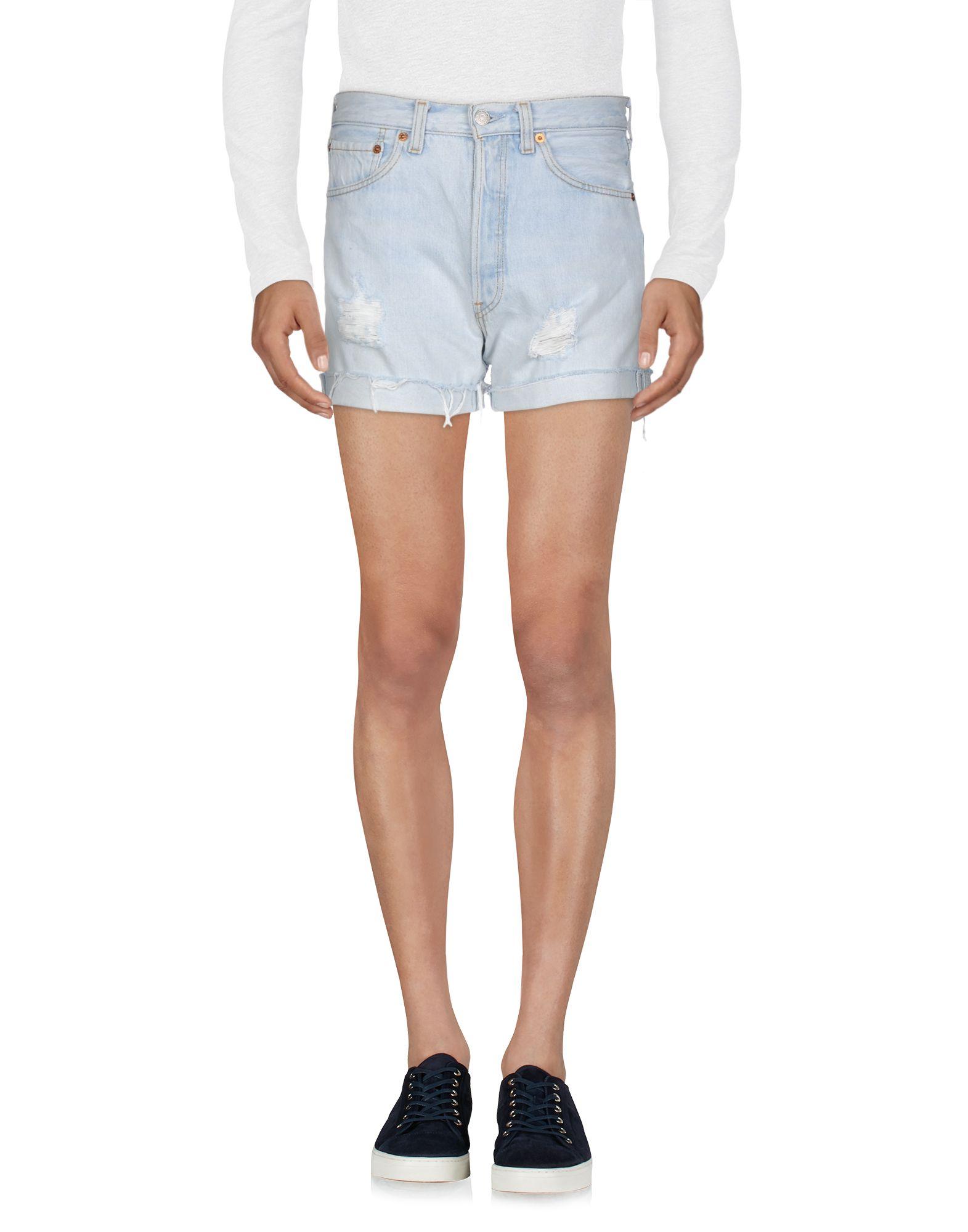 LEVI'S RED TAB Джинсовые шорты superfine джинсовые шорты