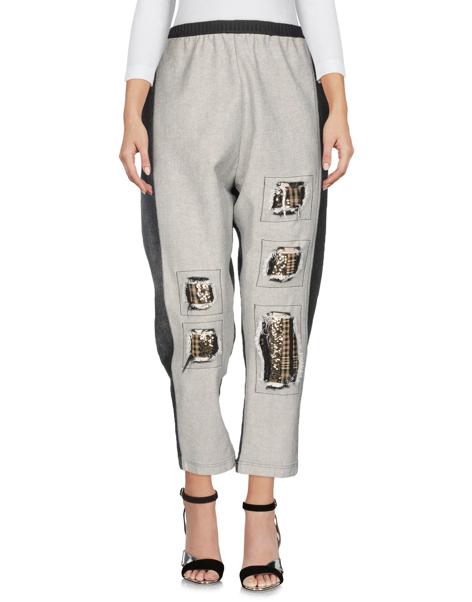 ANTONIO MARRAS Джинсовые брюки laboratorio by antonio marras джинсовые брюки