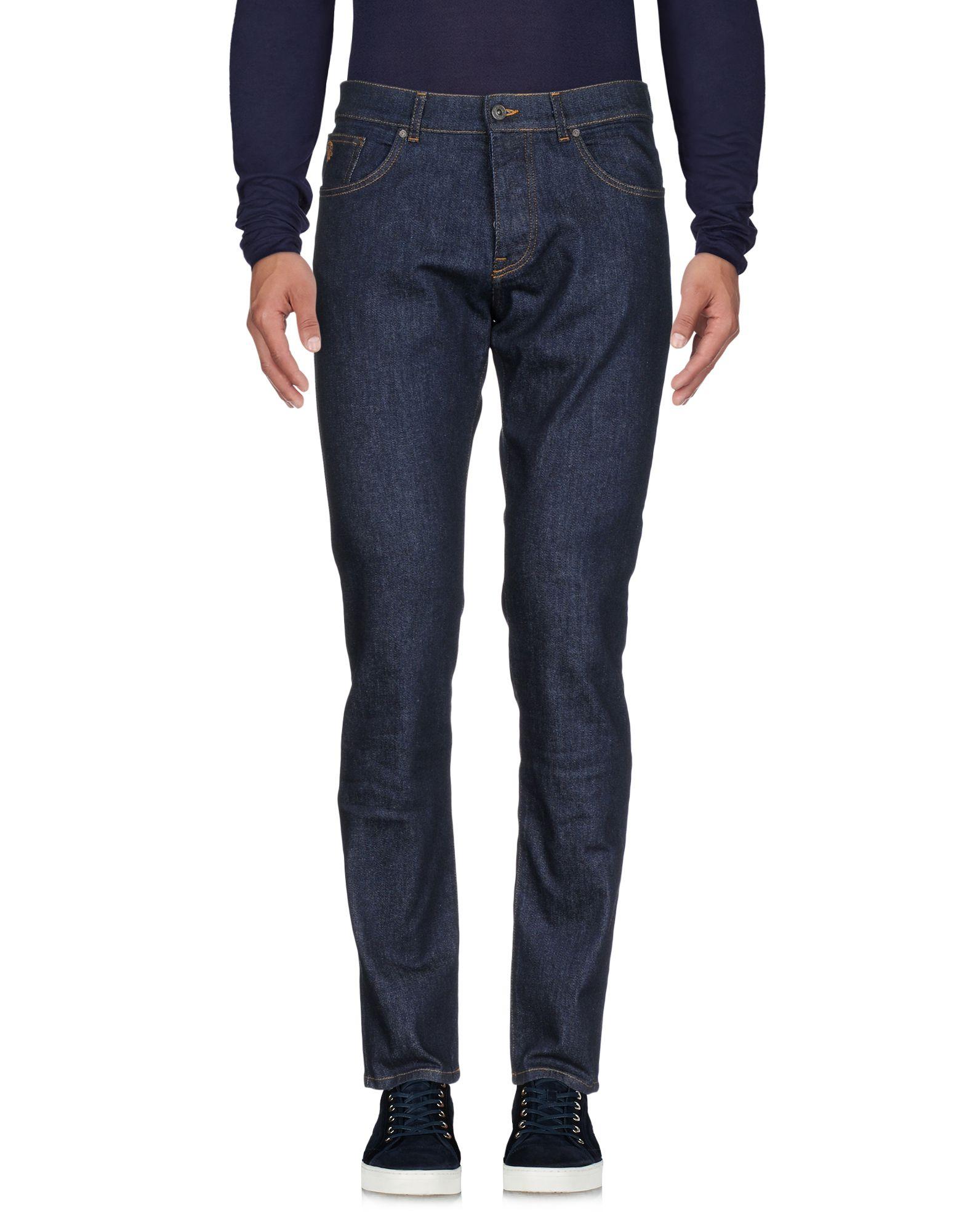 где купить KENT & CURWEN Джинсовые брюки по лучшей цене