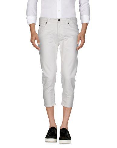Джинсовые брюки-капри от DANILO PAURA
