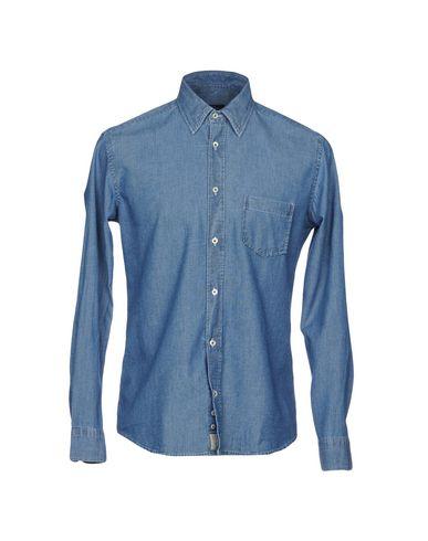 Джинсовая рубашка от HOMEWARD CLOTHES