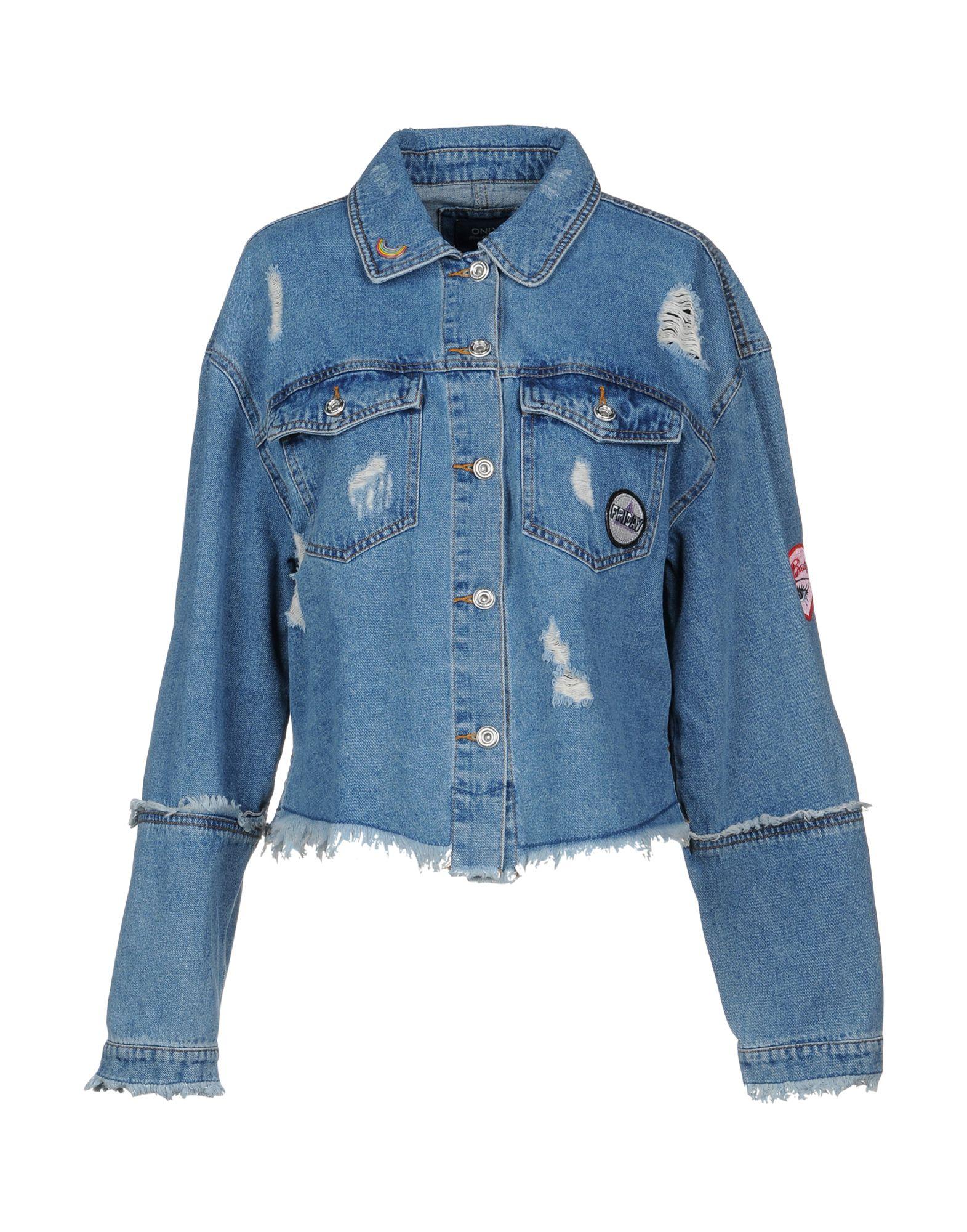 ONLY Джинсовая верхняя одежда folk джинсовая верхняя одежда