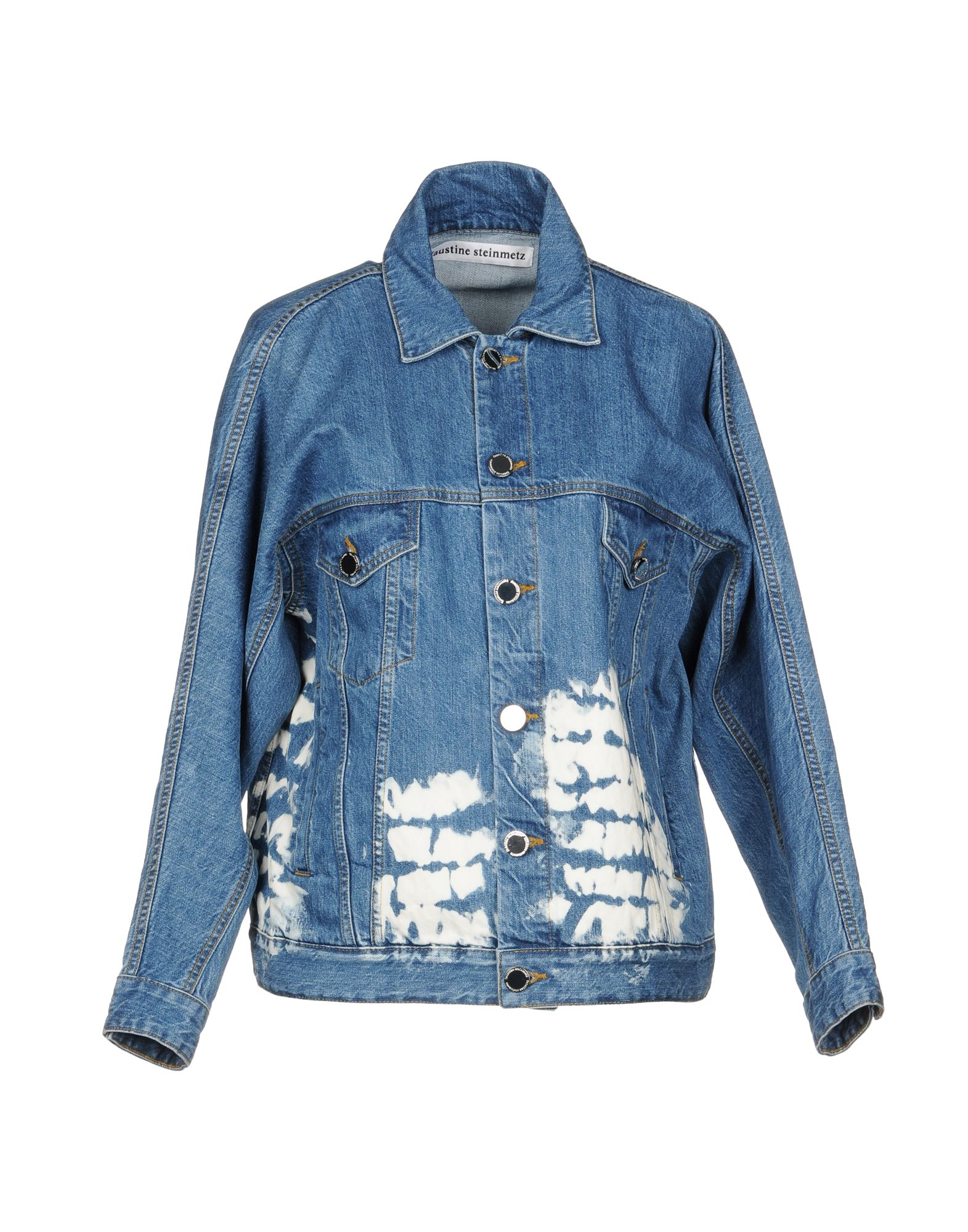 FAUSTINE STEINMETZ Denim Jacket in Blue