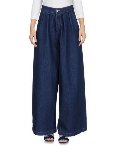 Джинсовые брюки от FOUDESIR