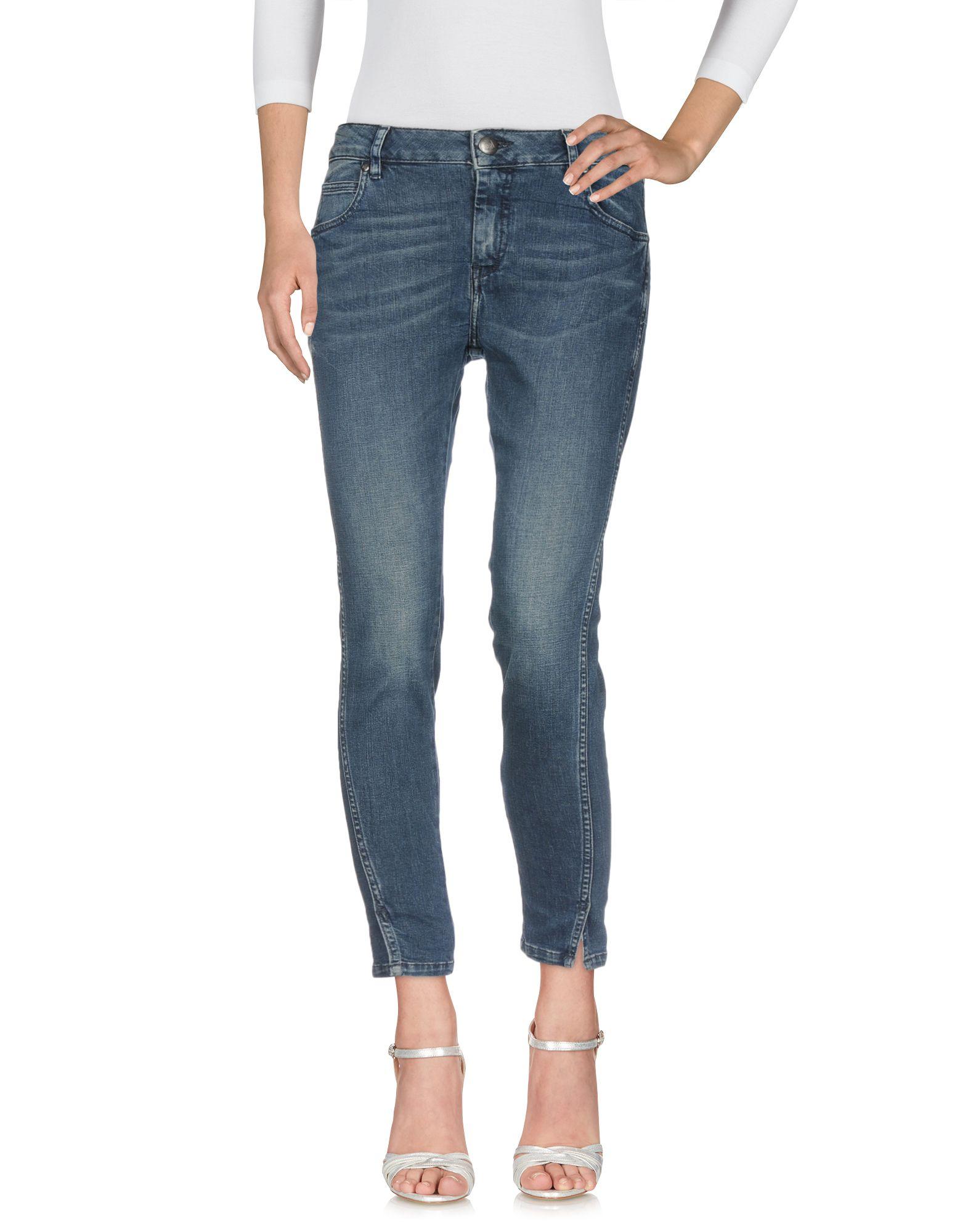 DRESS ADDICT Джинсовые брюки addict 2