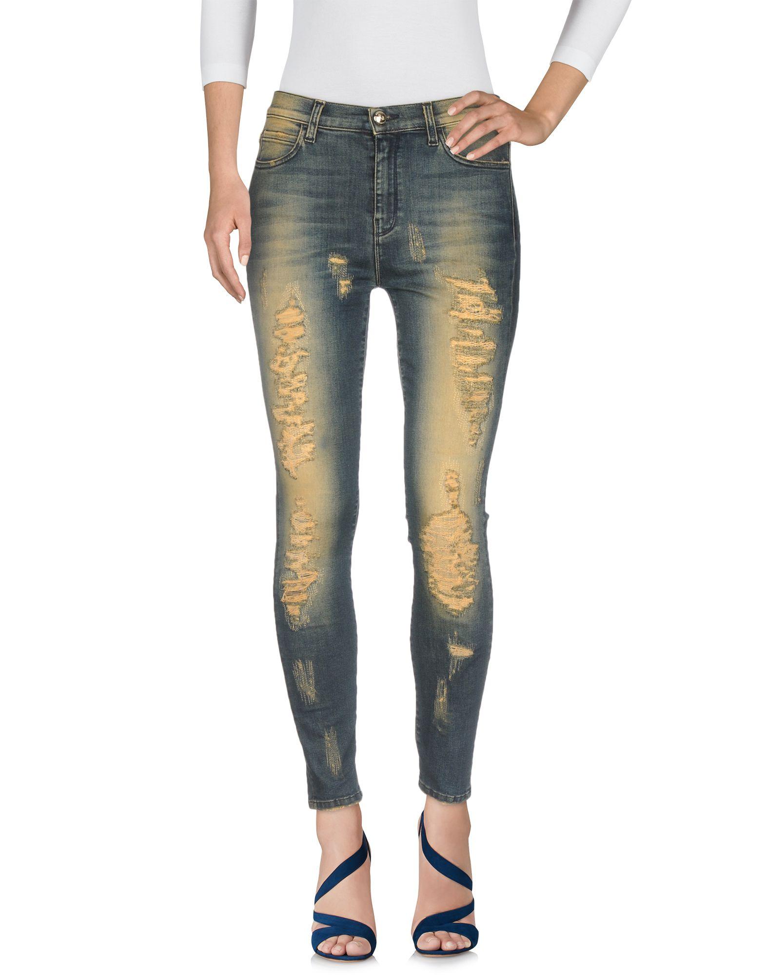 ROCCOBAROCCO Джинсовые брюки roccobarocco брюки капри