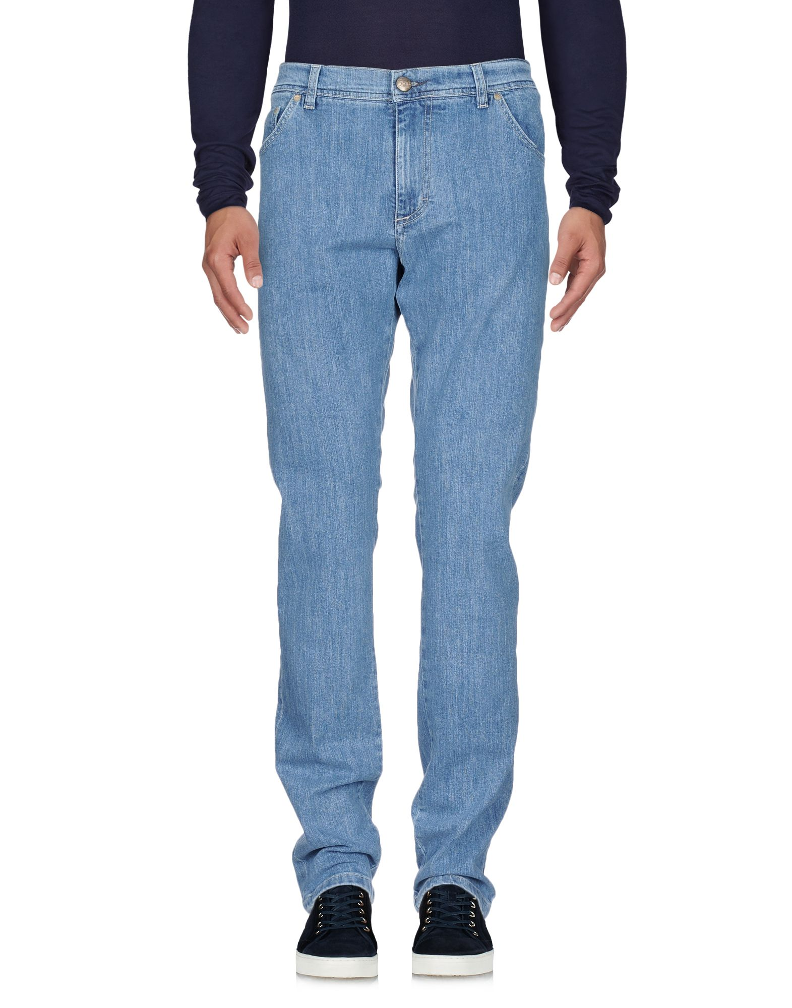 《期間限定セール中》ALV ANDARE LONTANO VIAGGIANDO メンズ ジーンズ ブルー 54 コットン 98% / ポリウレタン 2%
