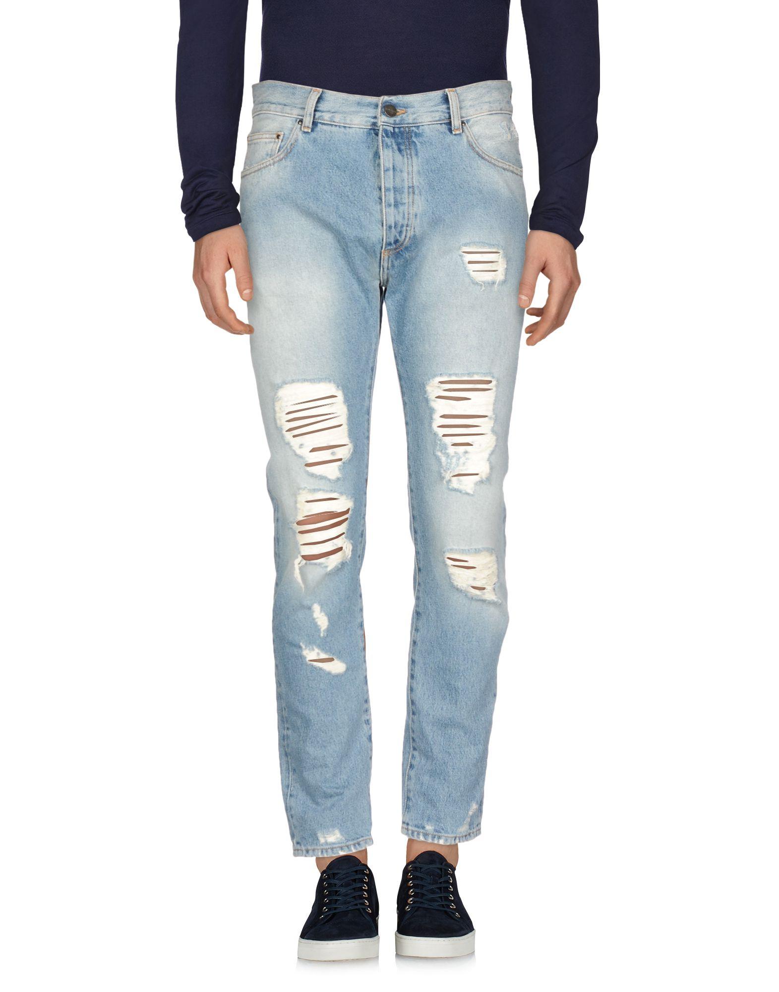 PALM ANGELS Джинсовые брюки салатник luminarc fresh garden  цвет