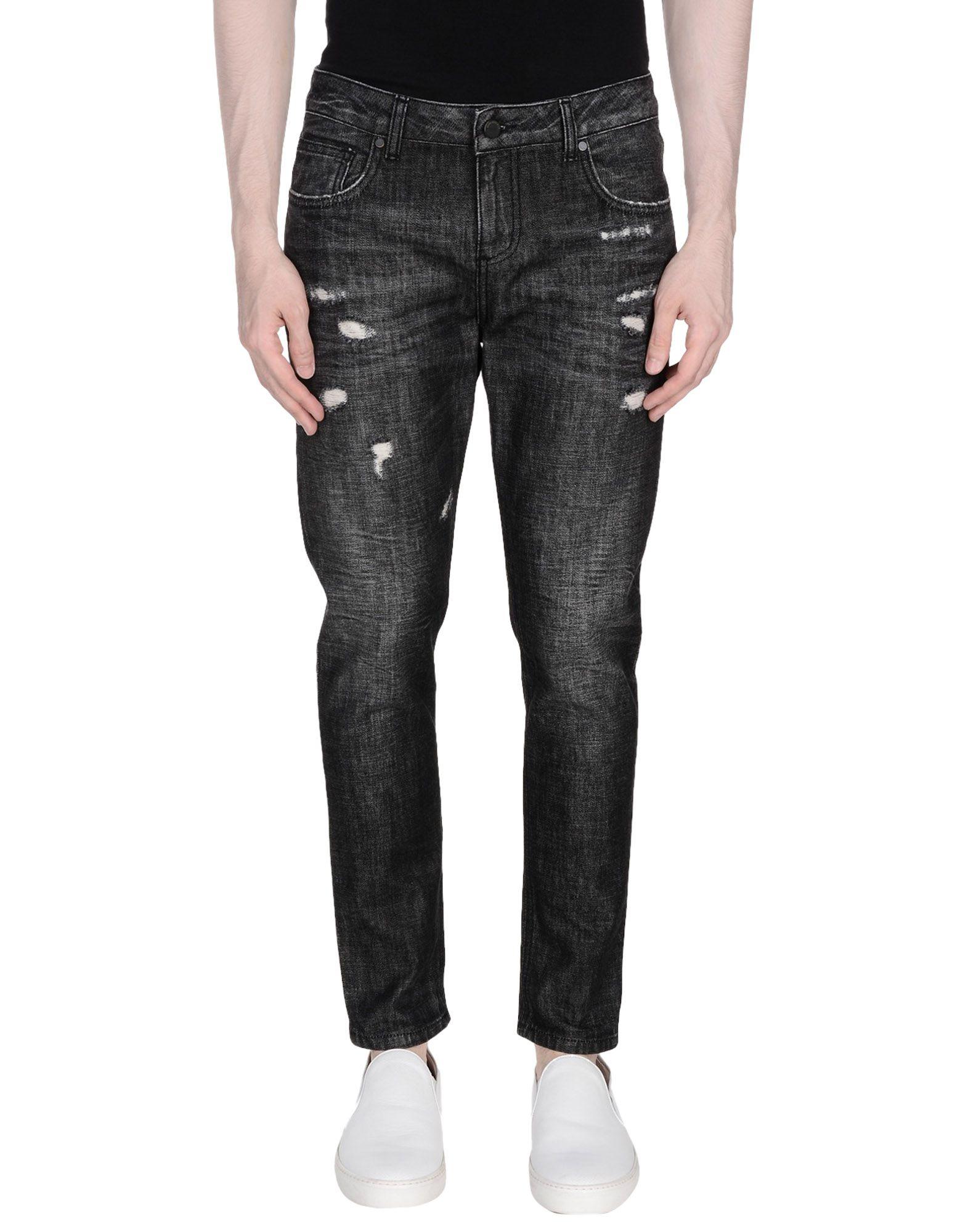 BRIAN DALES & LTB Джинсовые брюки цены онлайн