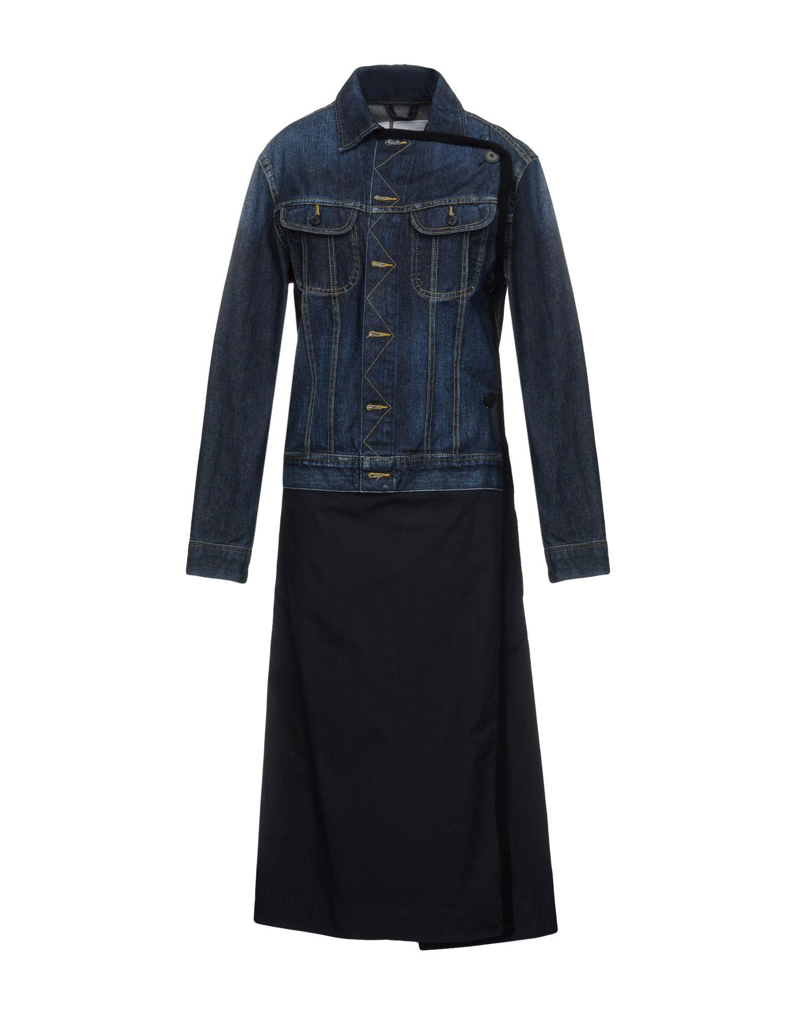 LUTZ HUELLE Denim Jacket in Blue