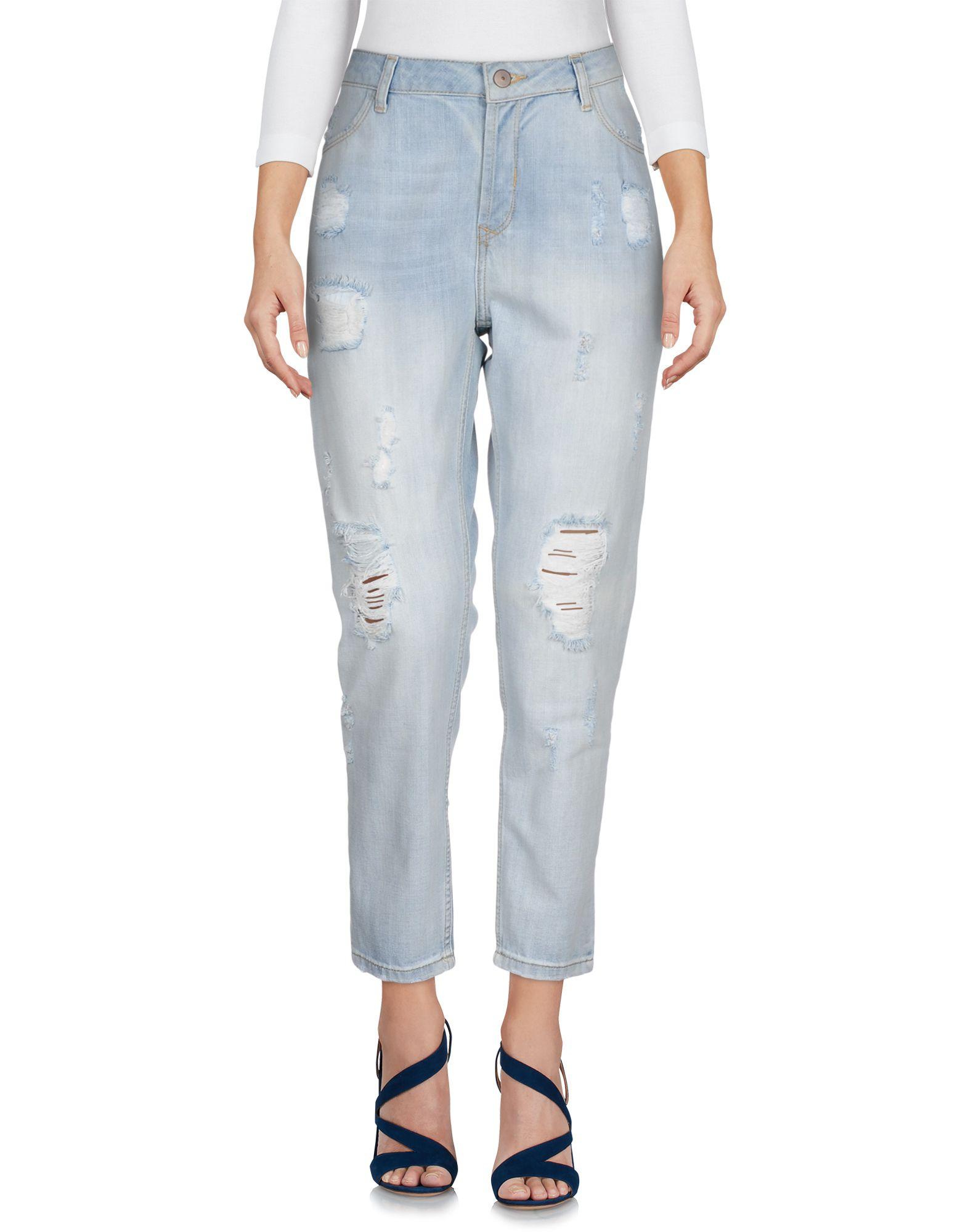 JUST FEMALE Denim Pants in Blue