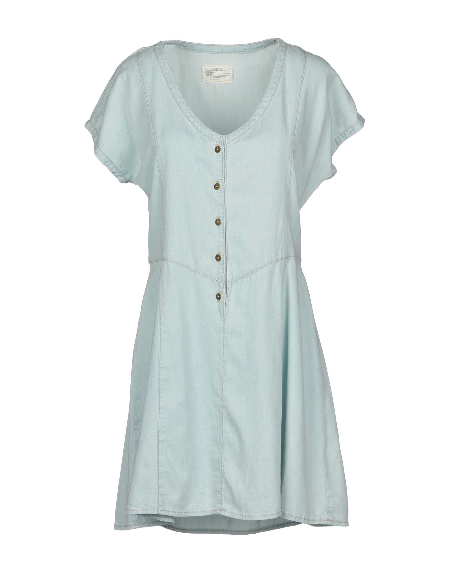 CURRENT/ELLIOTT Короткое платье petri короткое платье