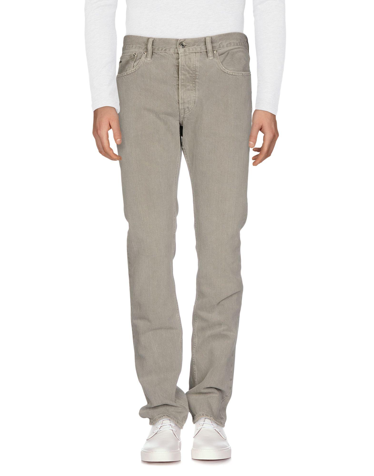 цены RALPH LAUREN BLACK LABEL Джинсовые брюки