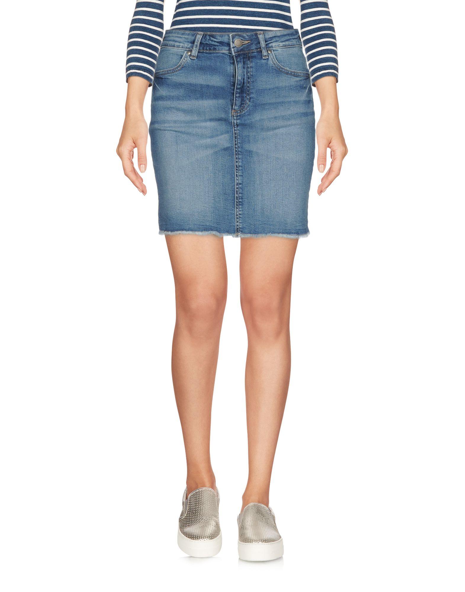 Фото - PIECES Джинсовая юбка pieces джинсовая юбка