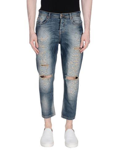 BL.11 BLOCK ELEVEN Pantalon en jean homme