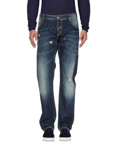 Джинсовые брюки от JFOUR