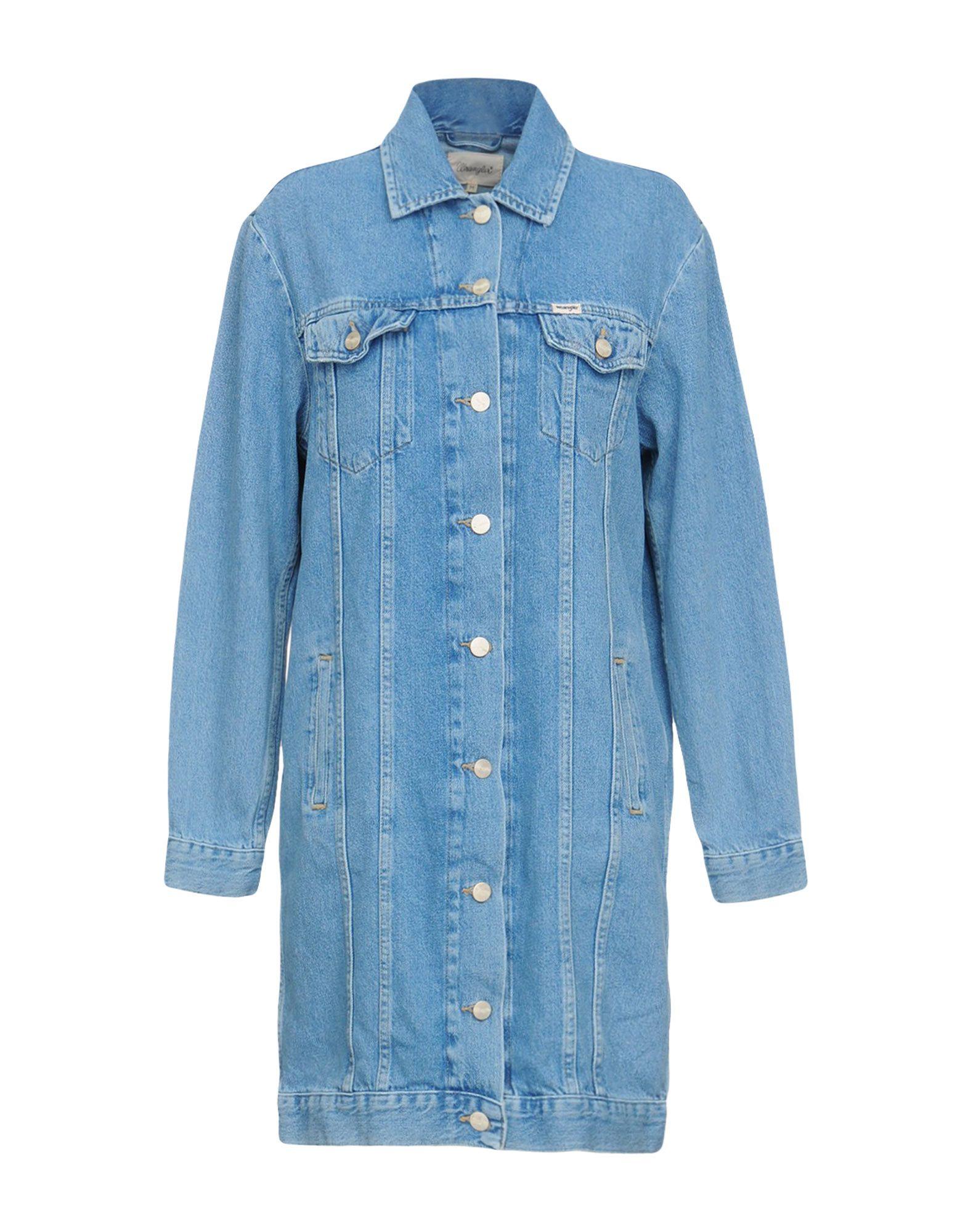 WRANGLER Джинсовая верхняя одежда брендовая одежда