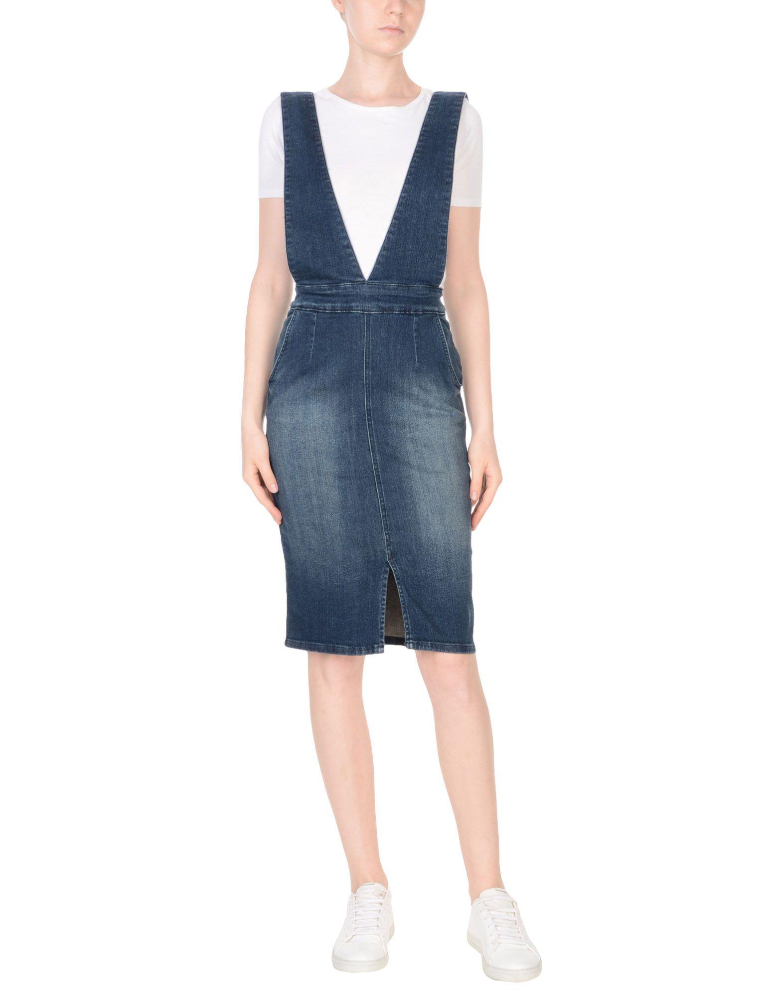 ICHI Джинсовая юбка