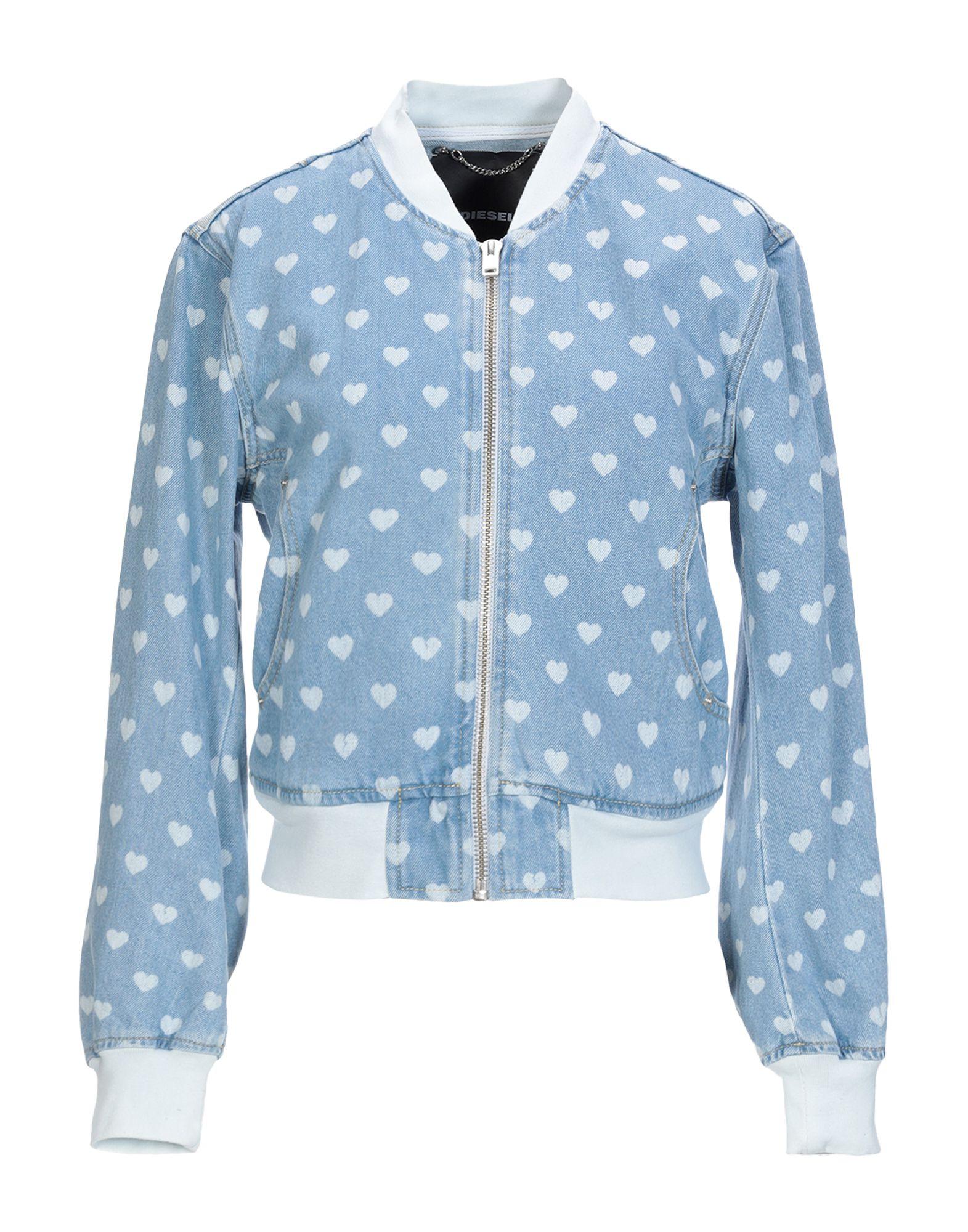 DIESEL Джинсовая верхняя одежда брендовая одежда