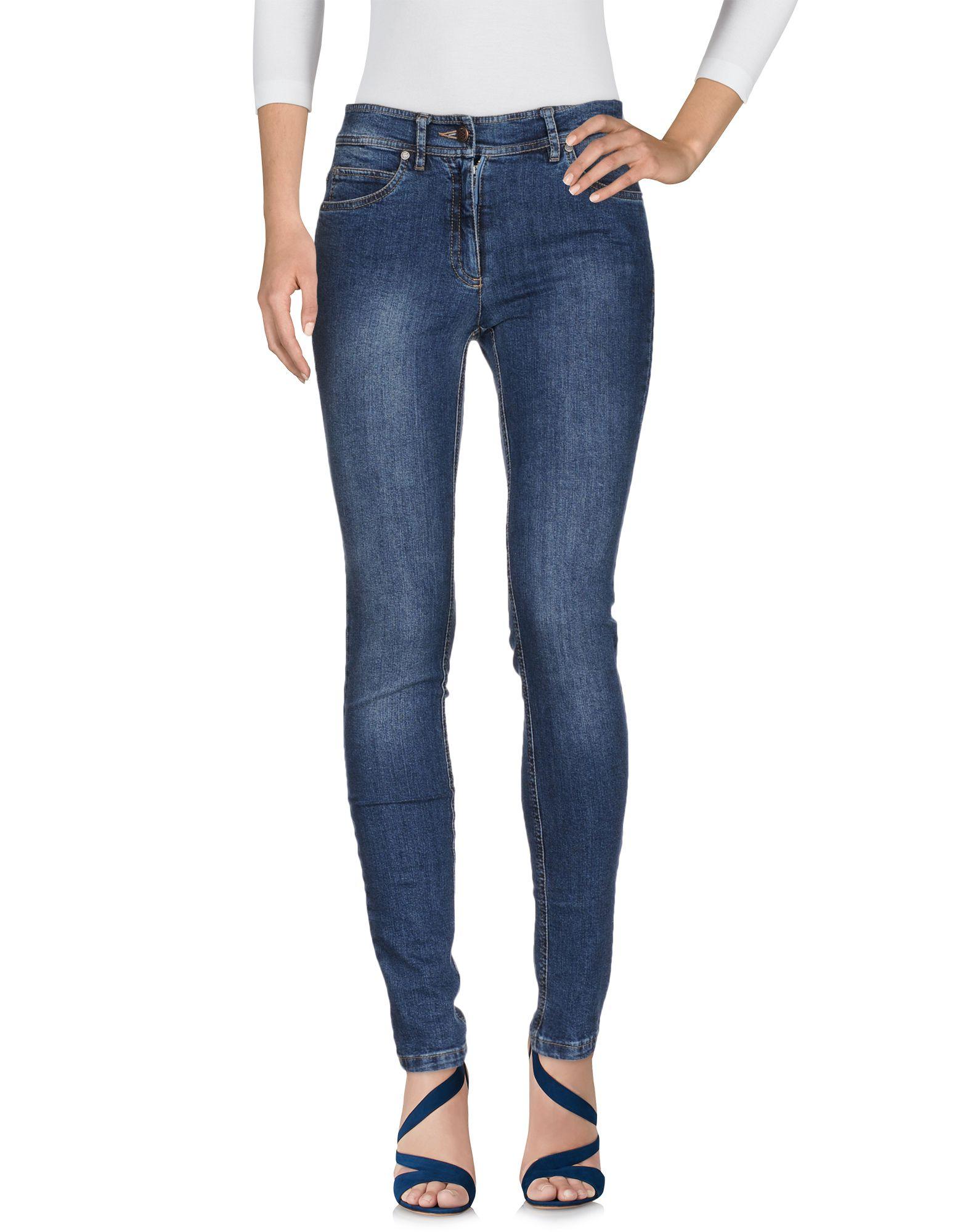LUIS CIVIT Джинсовые брюки цена 2017
