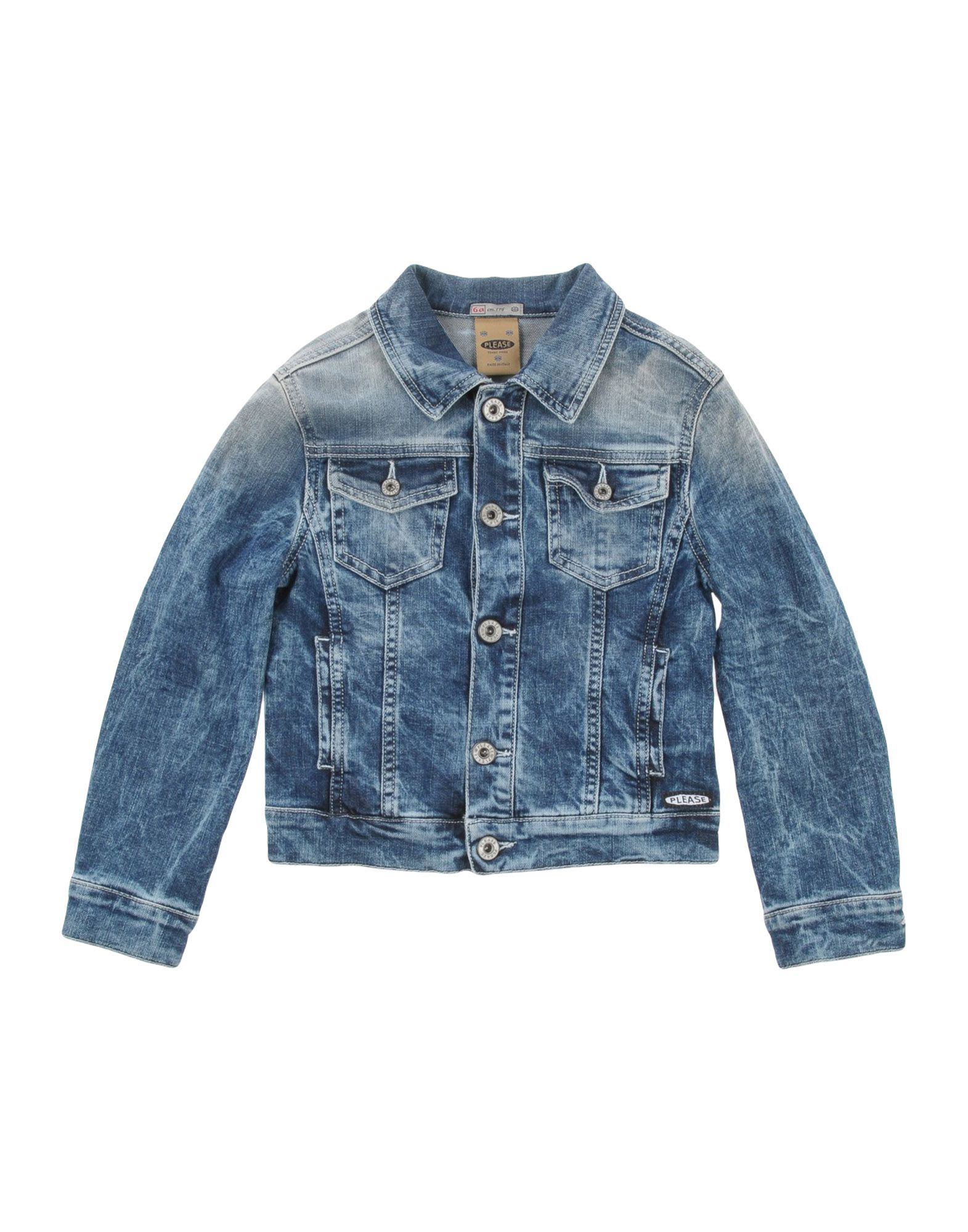 PLEASE | PLEASE Denim outerwear | Goxip