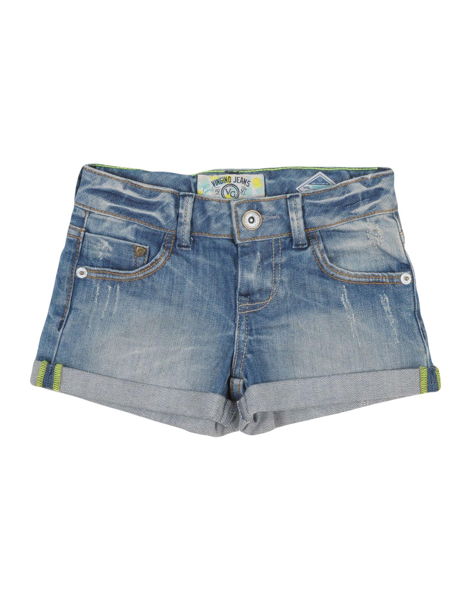 VINGINO Denim Shorts in Blue