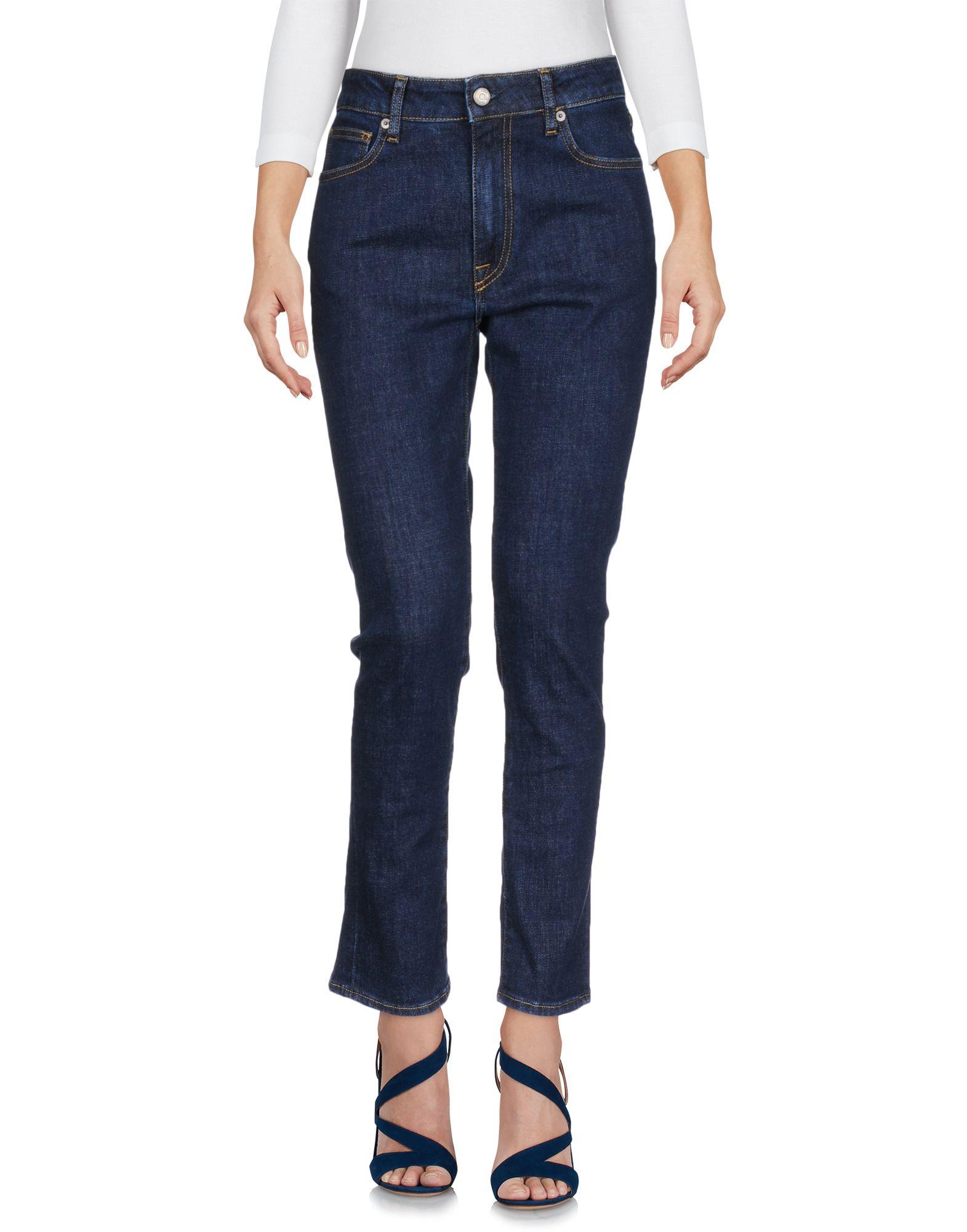 COVERT Джинсовые брюки брюки утепленные мужские burton covert pant цвет черный 13139103001 размер l 48 50
