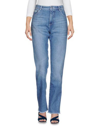 Джинсовые брюки от ALEXACHUNG
