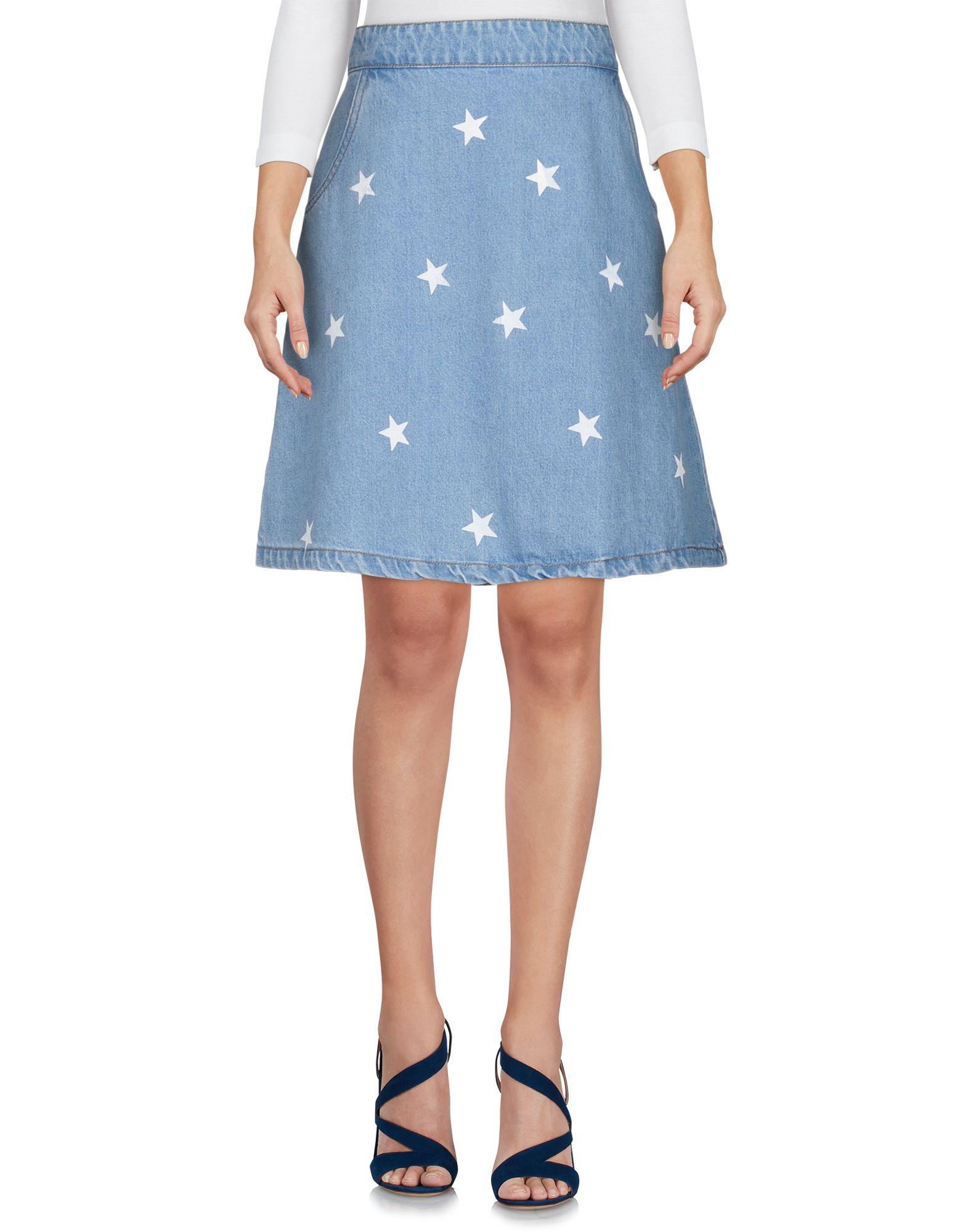 цены CO|TE Джинсовая юбка