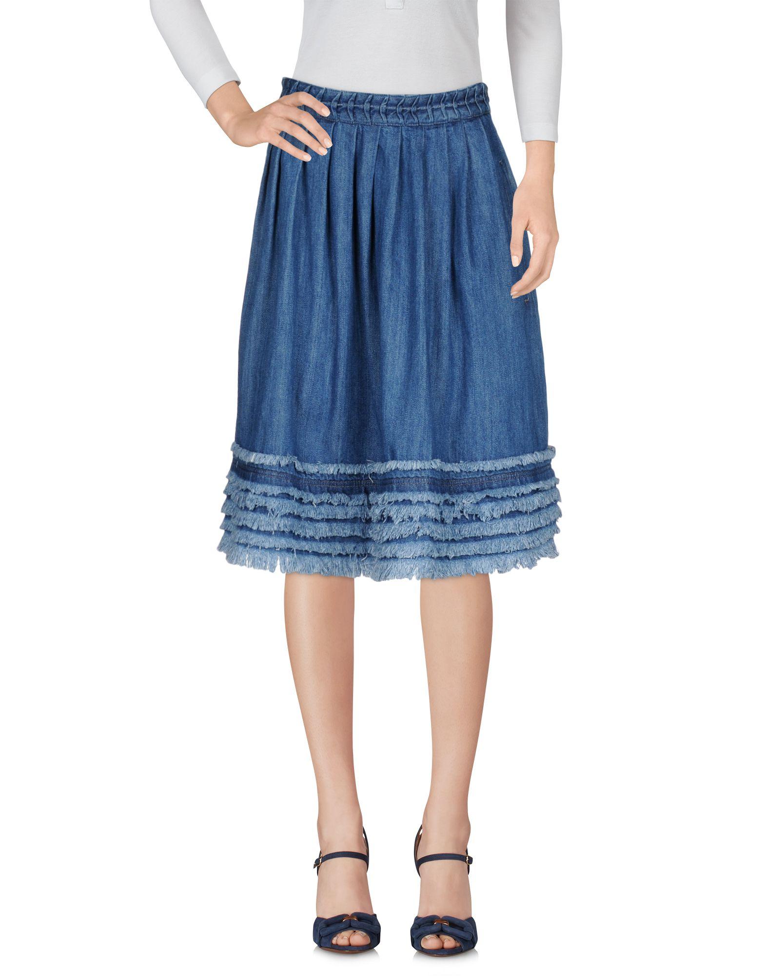 AMPERSAND HEART New York Джинсовая юбка ampersand heart new york джинсовая юбка