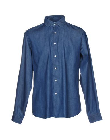 Джинсовая рубашка от AGHO