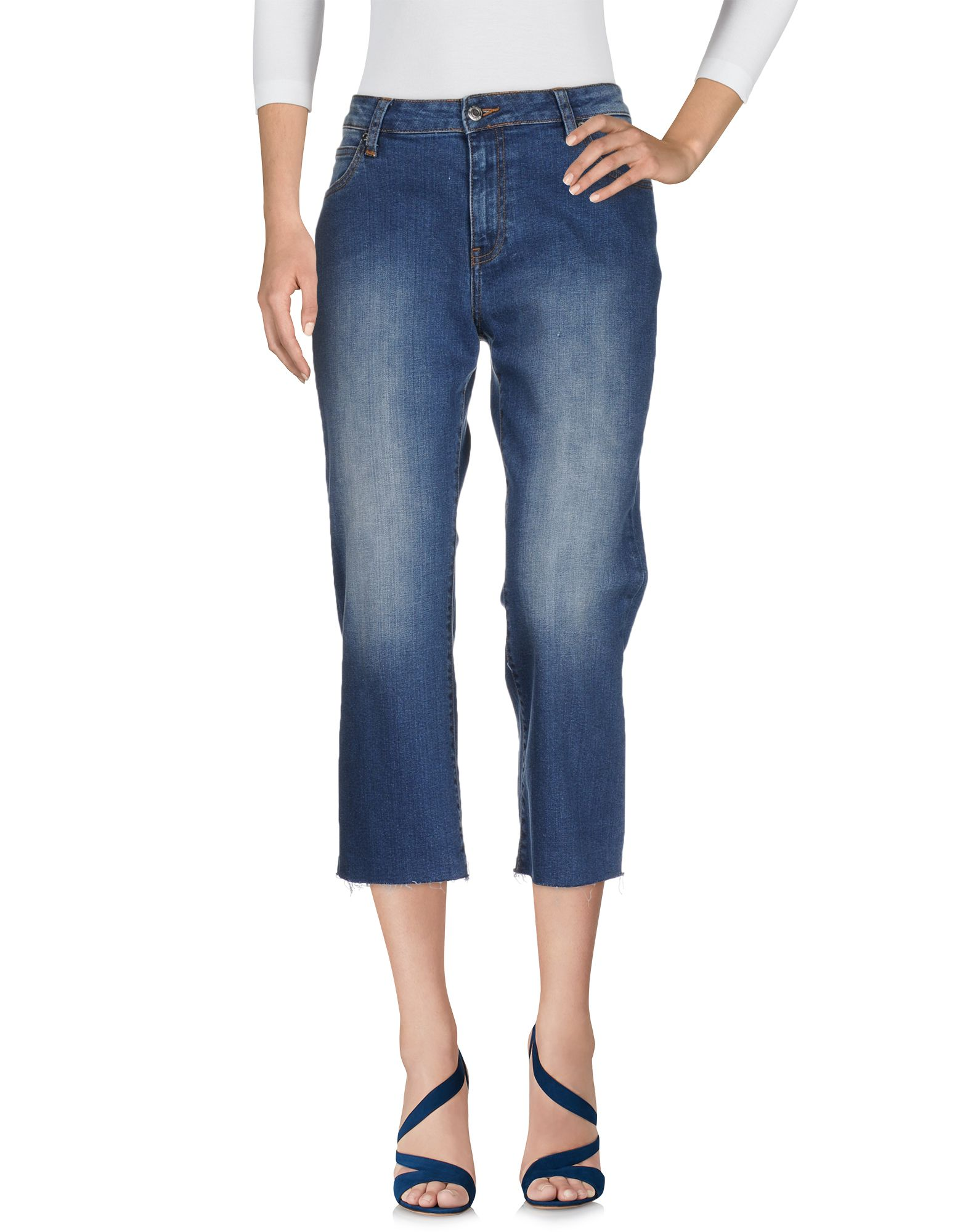DR. DENIM JEANSMAKERS Джинсовые брюки-капри dr denim jeansmakers брюки капри